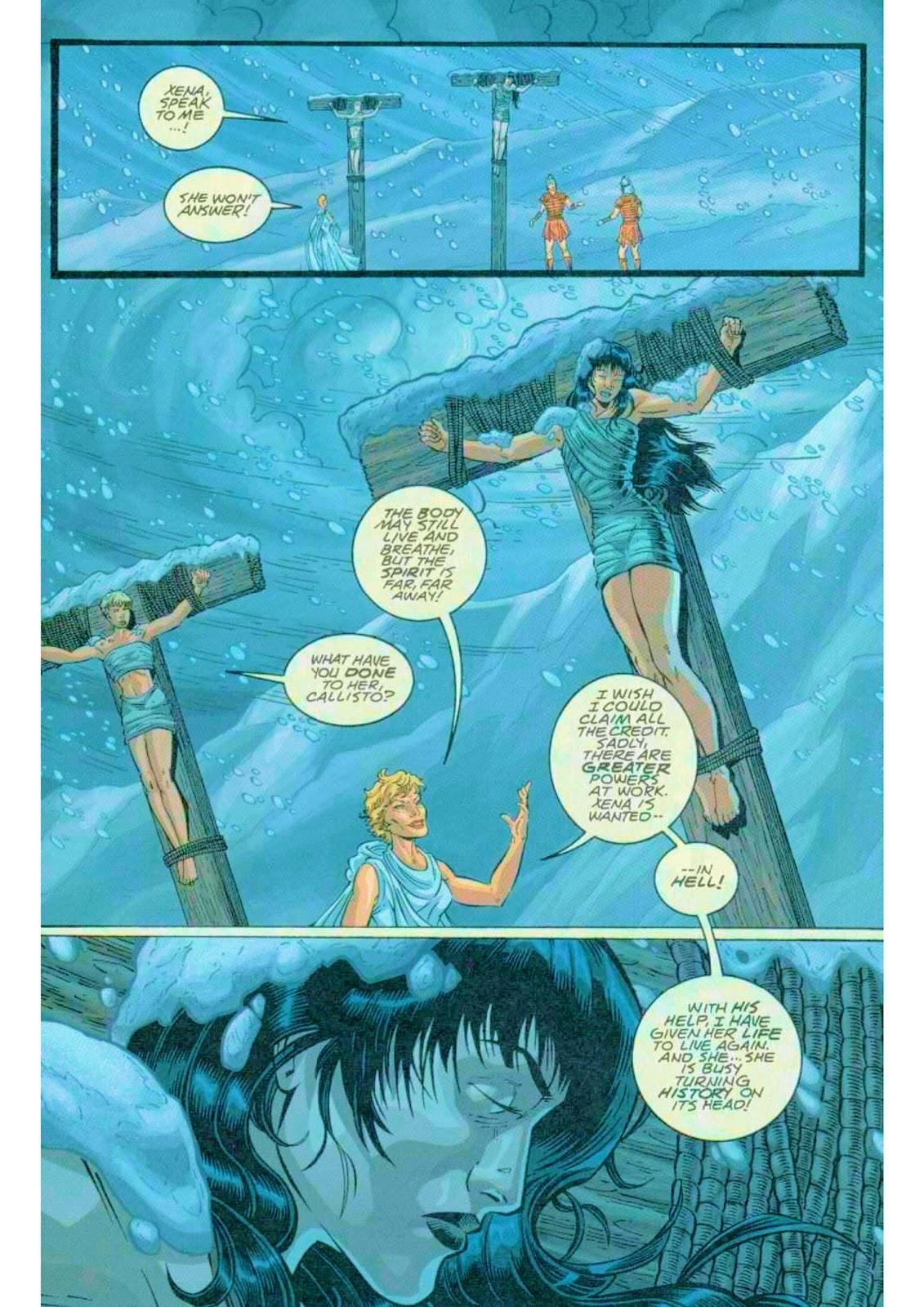 Xena: Warrior Princess (1999) Issue #2 #2 - English 5
