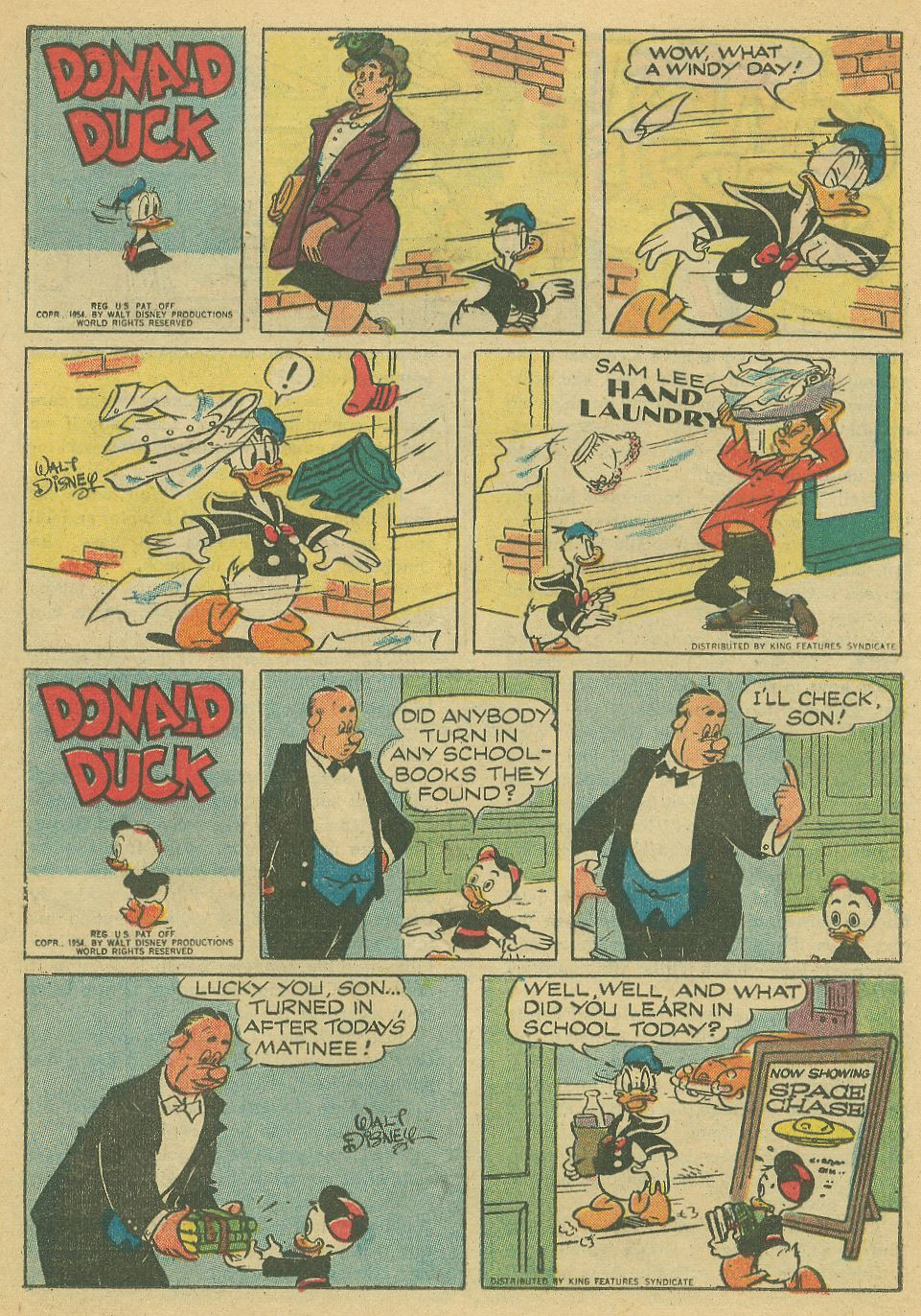 Walt Disney's Comics and Stories issue 198 - Page 24