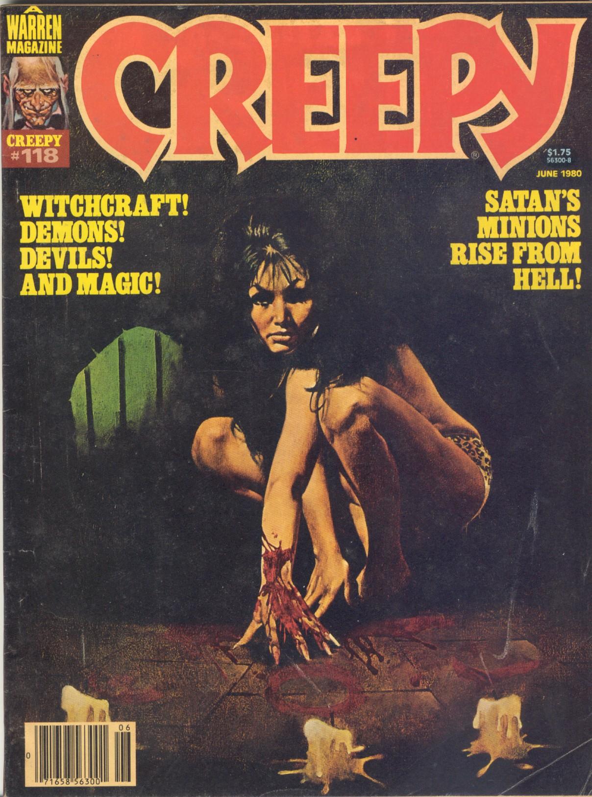 Creepy (1964) 118 Page 1