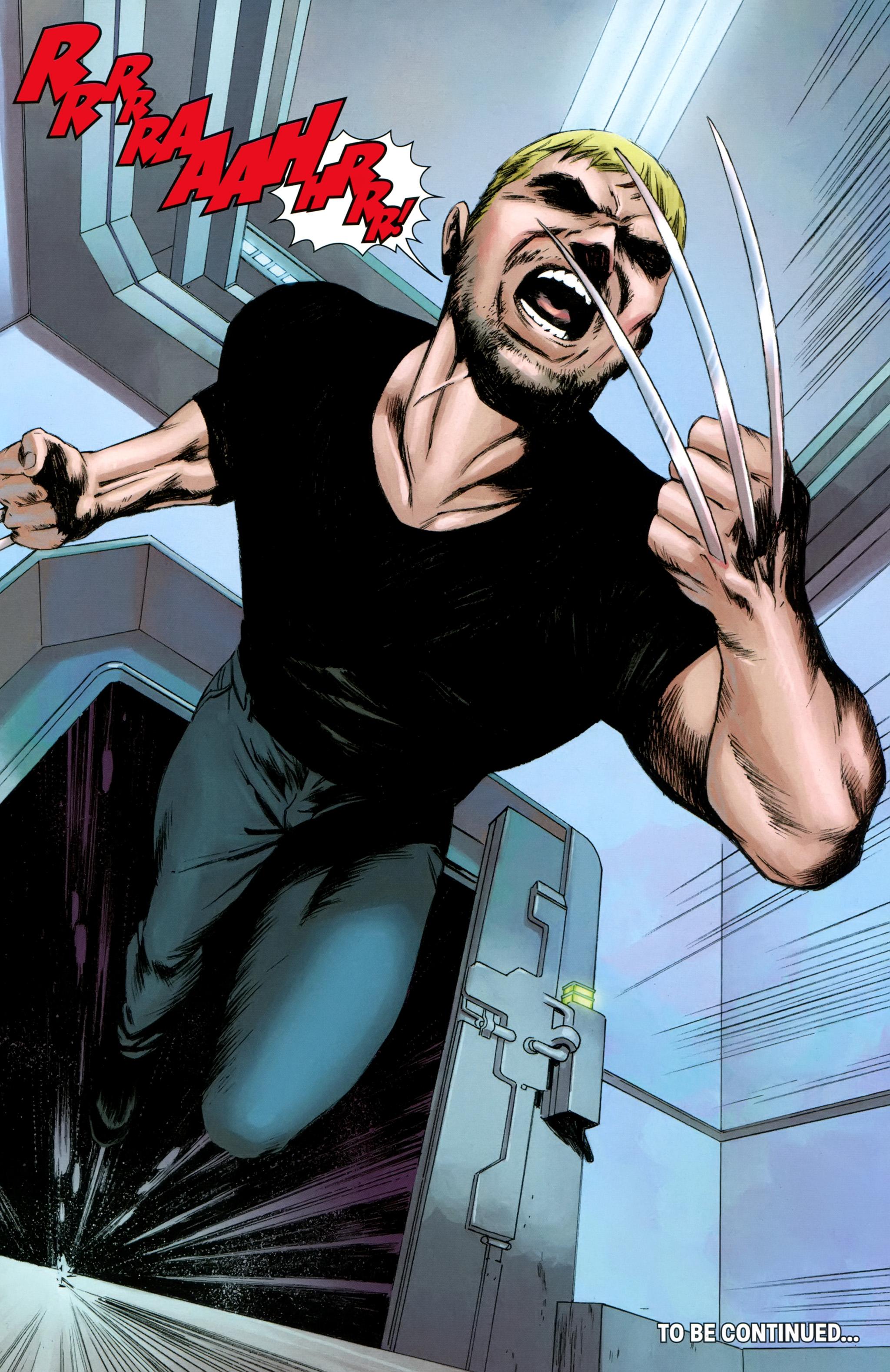 Read online Ultimate Comics X-Men comic -  Issue #31 - 23