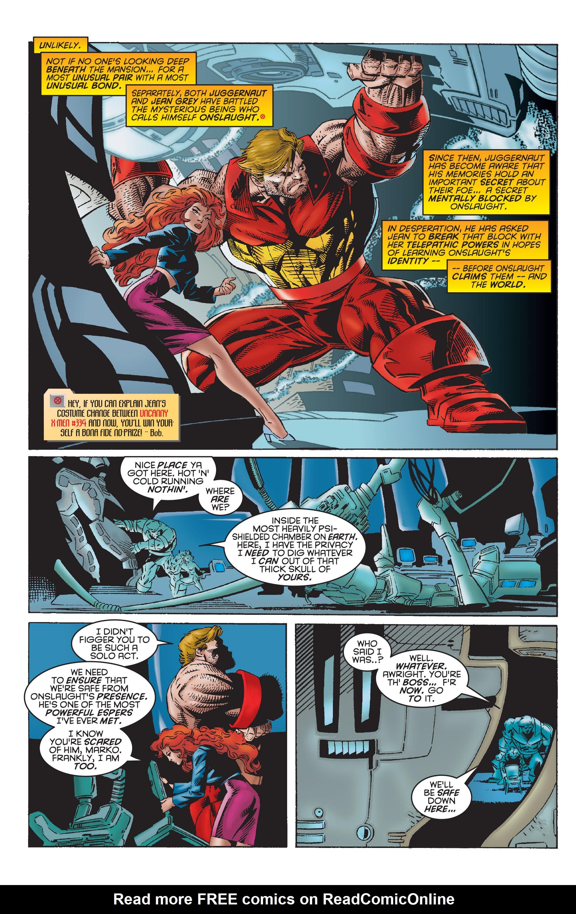 X-Men (1991) 54 Page 4