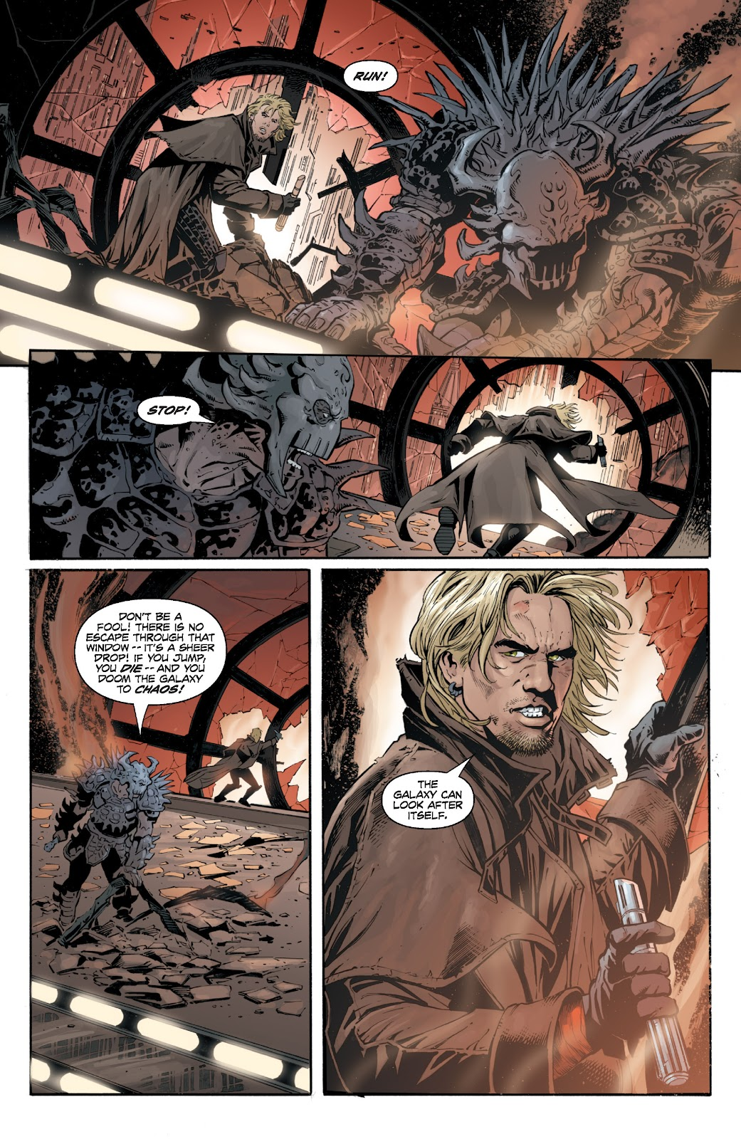 Read online Star Wars Legends: Legacy - Epic Collection comic -  Issue # TPB 1 (Part 5) - 54