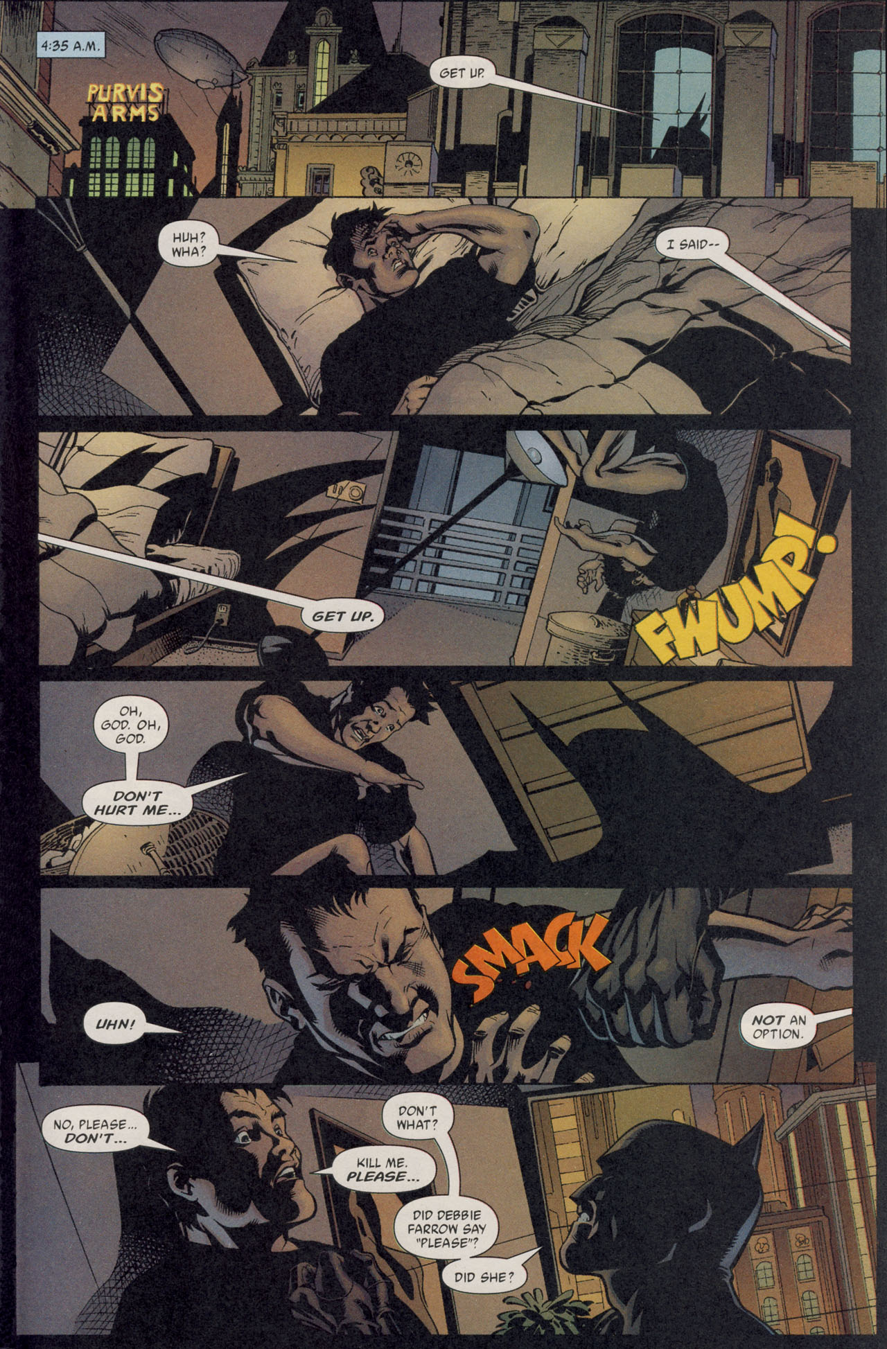Read online Batman War Drums comic -  Issue # TPB - 12