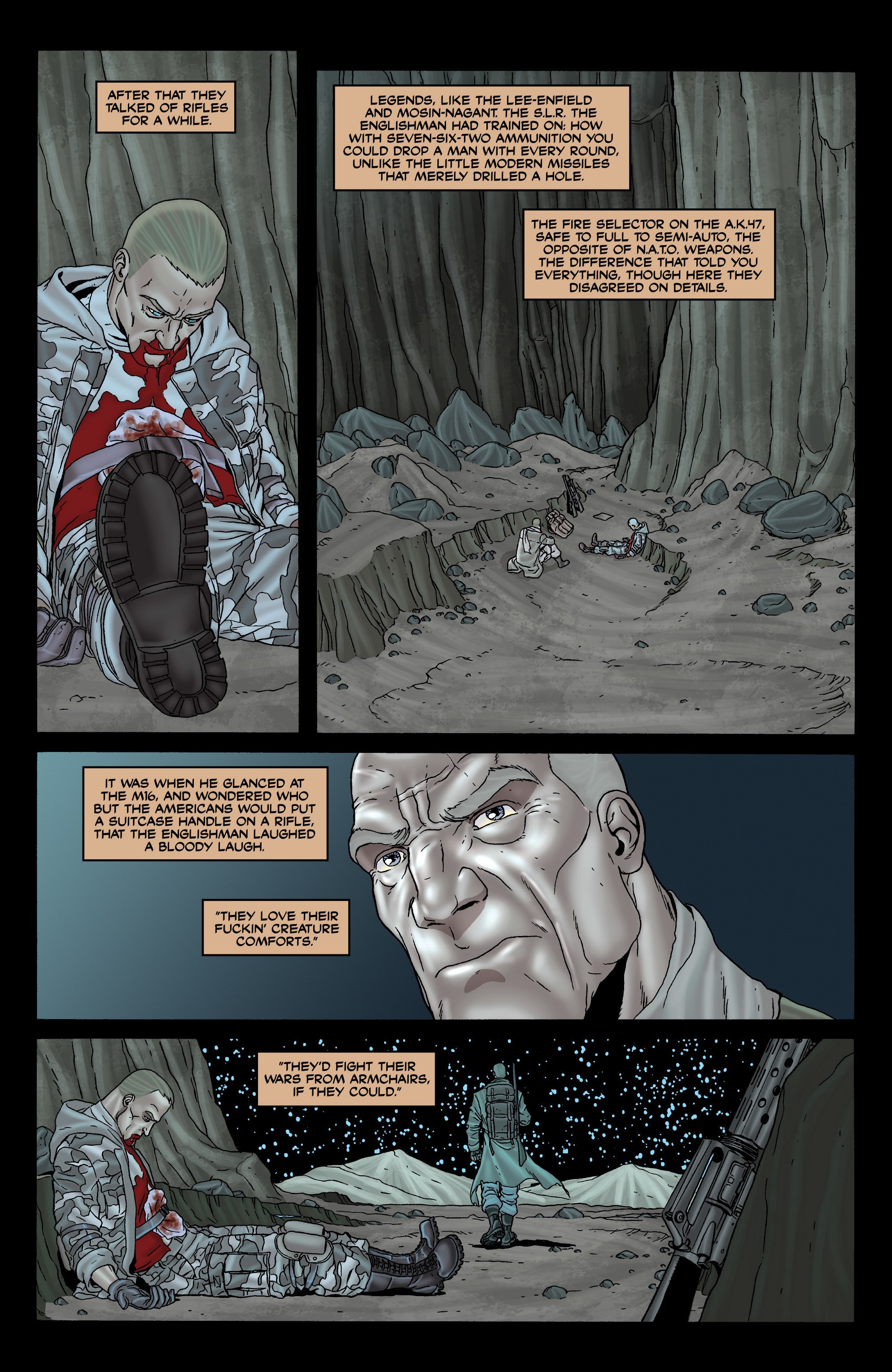 Read online 303 comic -  Issue #3 - 15