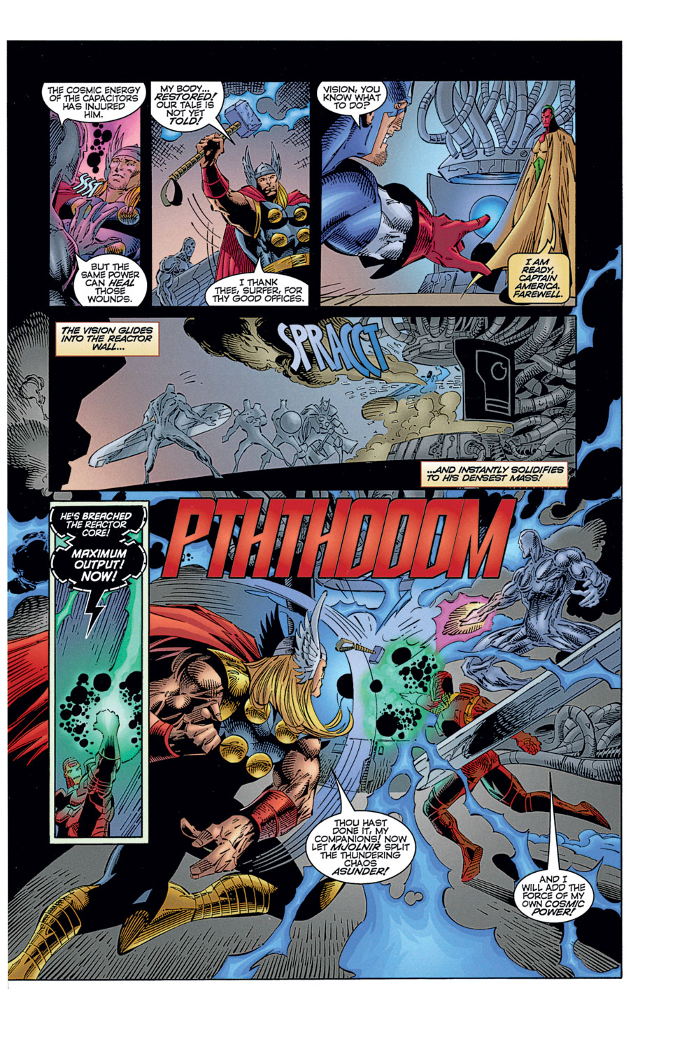 Read online Avengers (1996) comic -  Issue #12 - 38