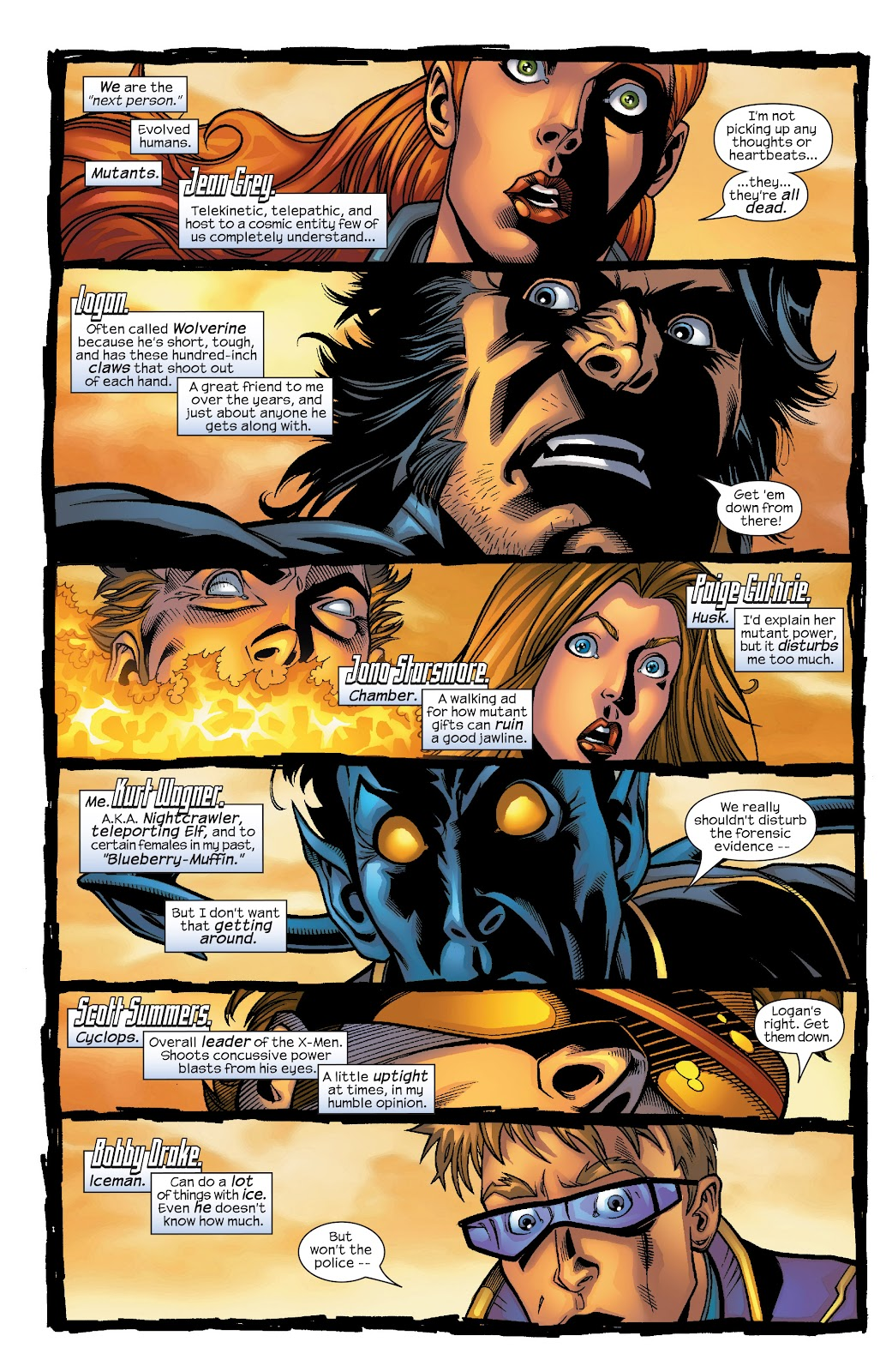 Read online X-Men: Unstoppable comic -  Issue # TPB (Part 4) - 74