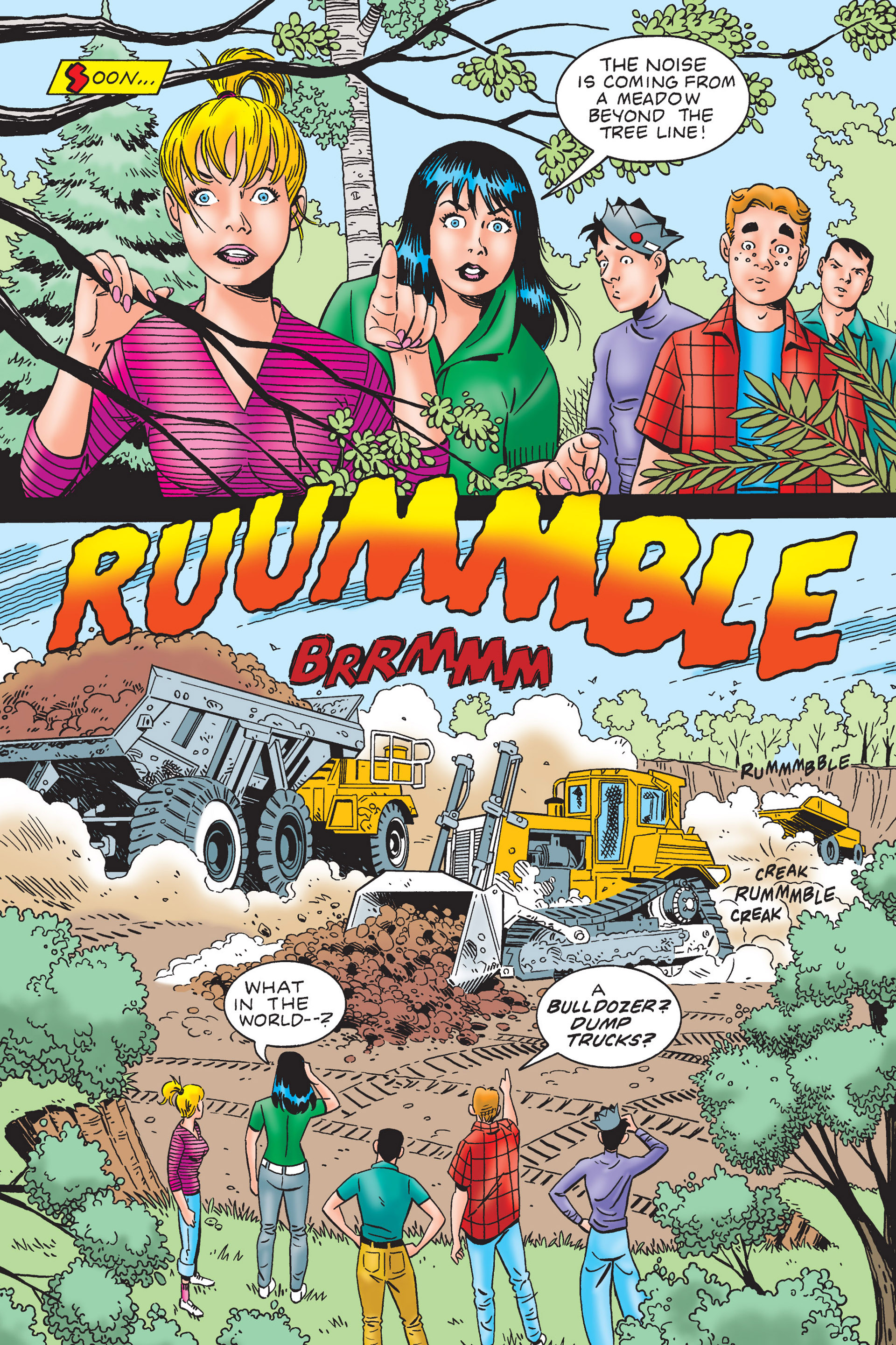 Read online Archie's New Look Series comic -  Issue #4 - 15