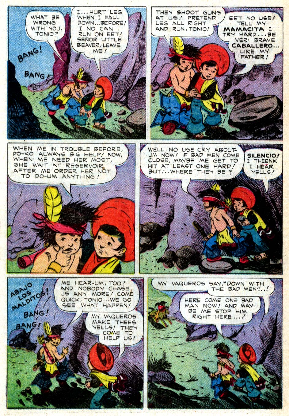 Four Color Comics issue 332 - Page 24