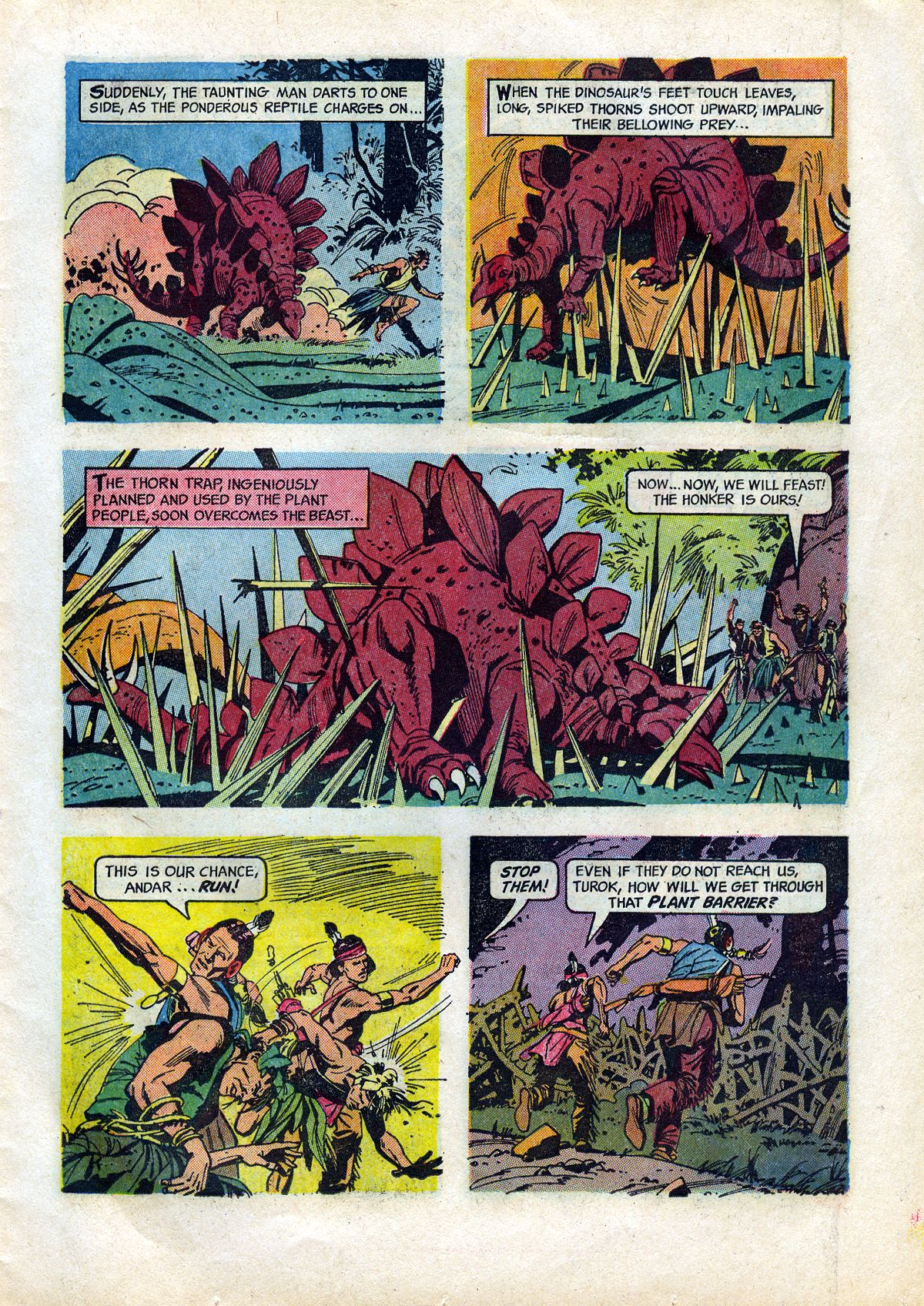 Read online Turok, Son of Stone comic -  Issue #45 - 11