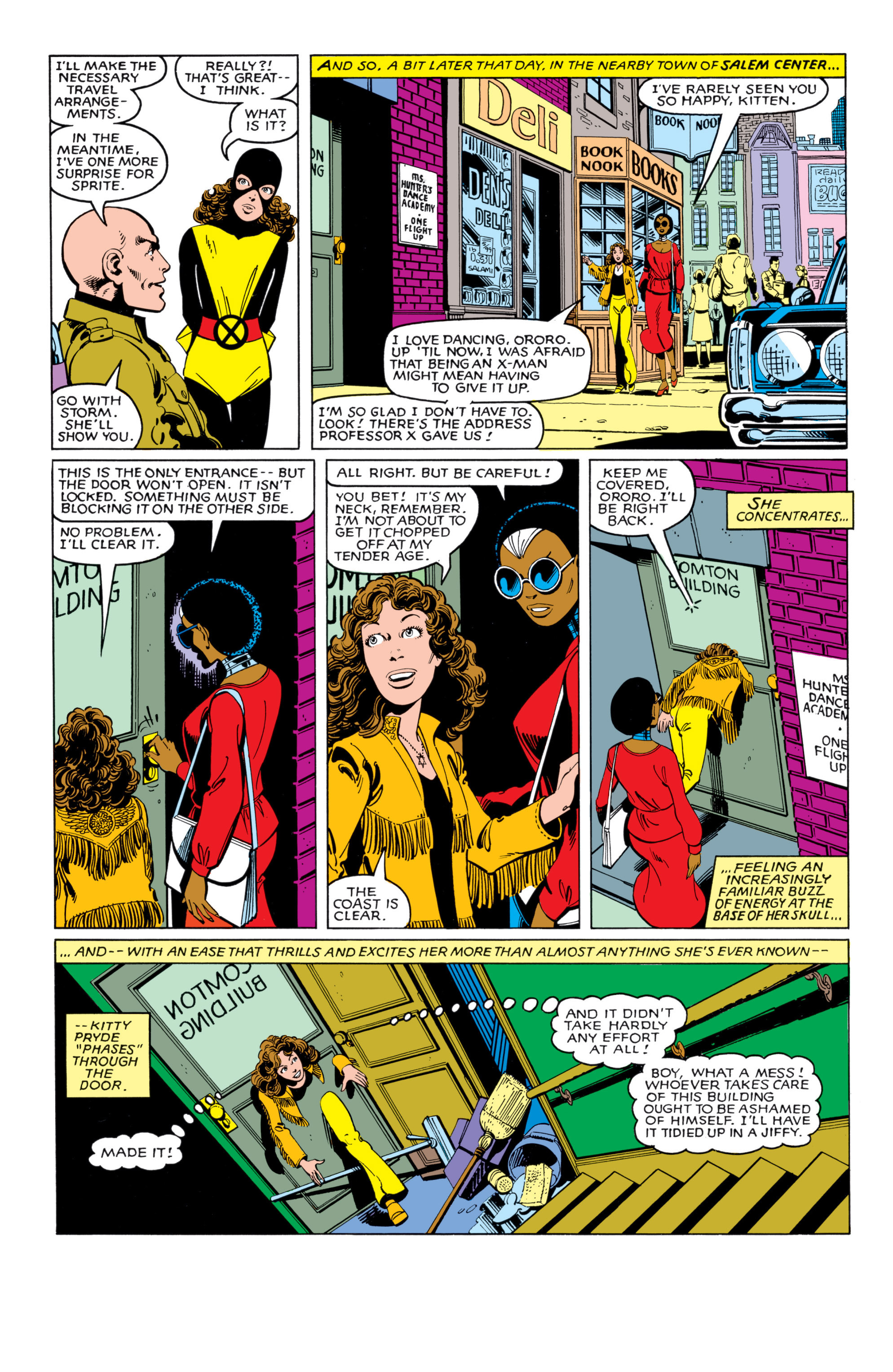 Uncanny X-Men (1963) 139 Page 8