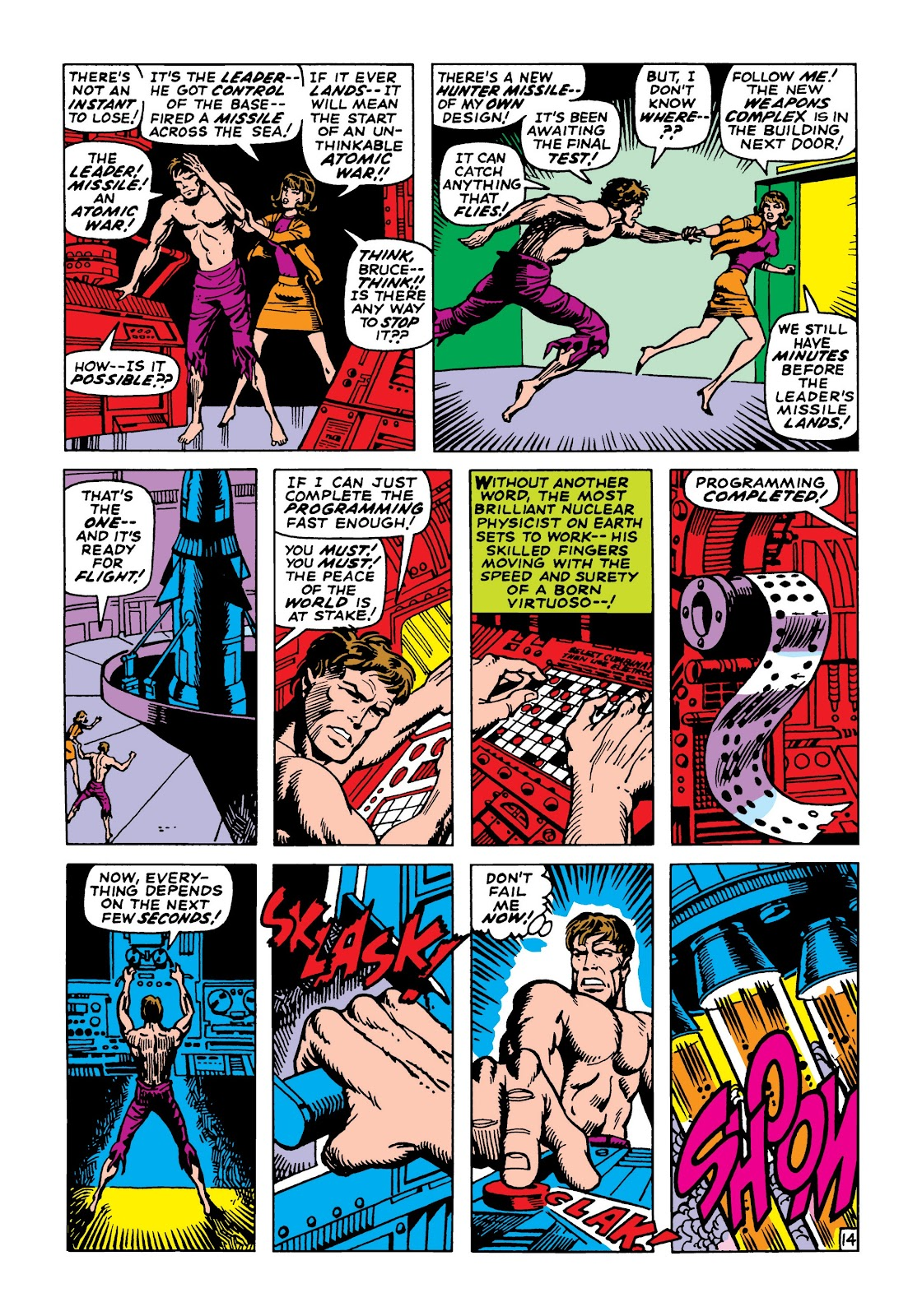 Read online Marvel Masterworks: The Incredible Hulk comic -  Issue # TPB 5 (Part 2) - 46