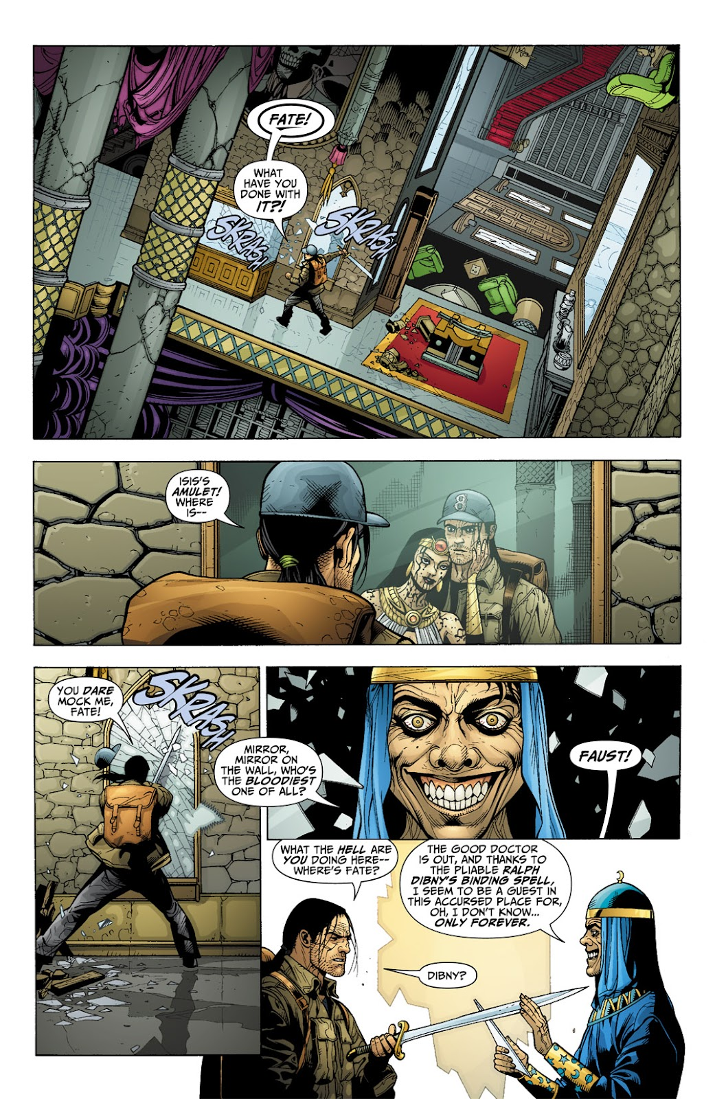 Black Adam: The Dark Age issue 2 - Page 18