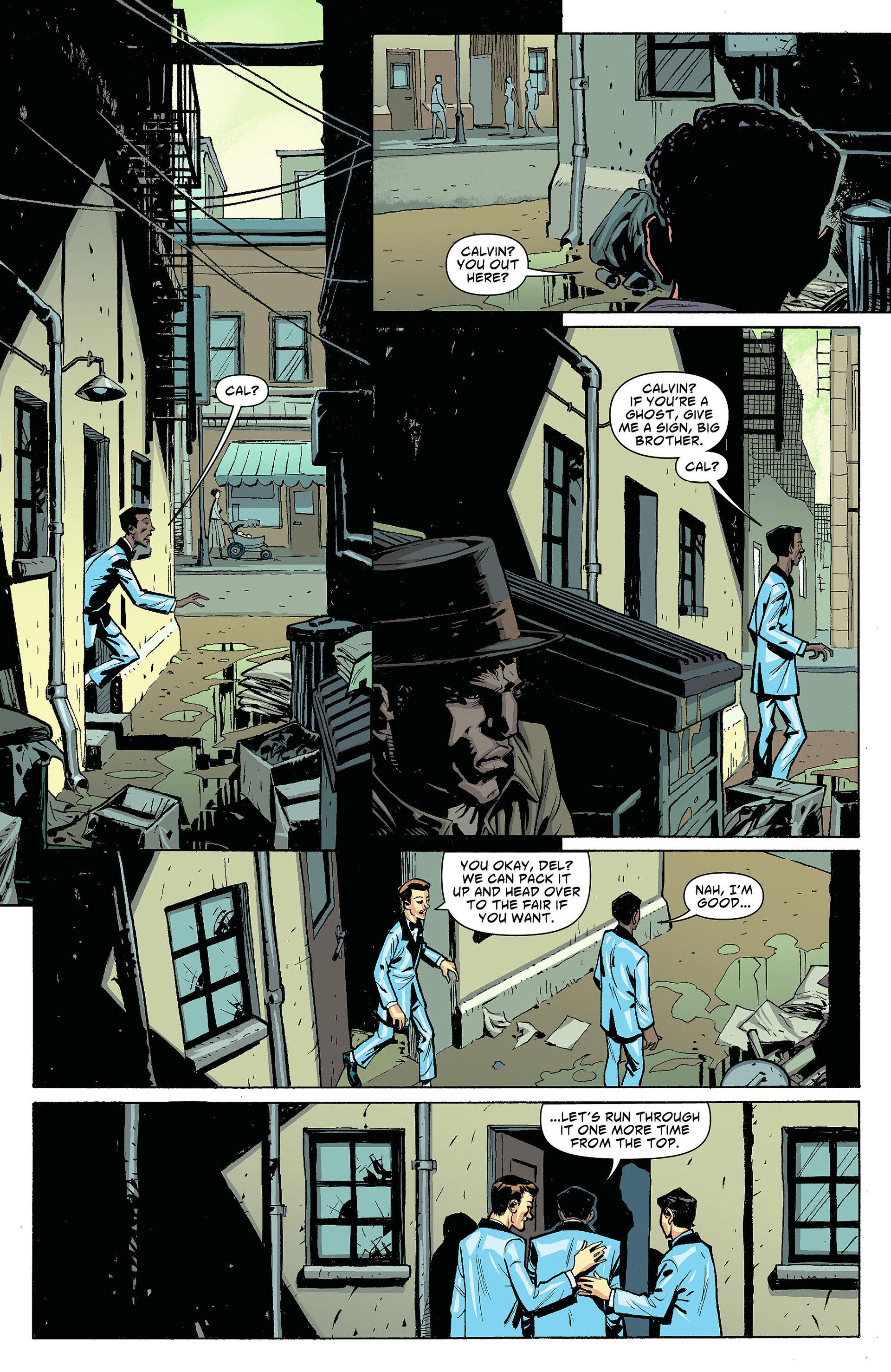 Read online American Vampire comic -  Issue #26 - 11