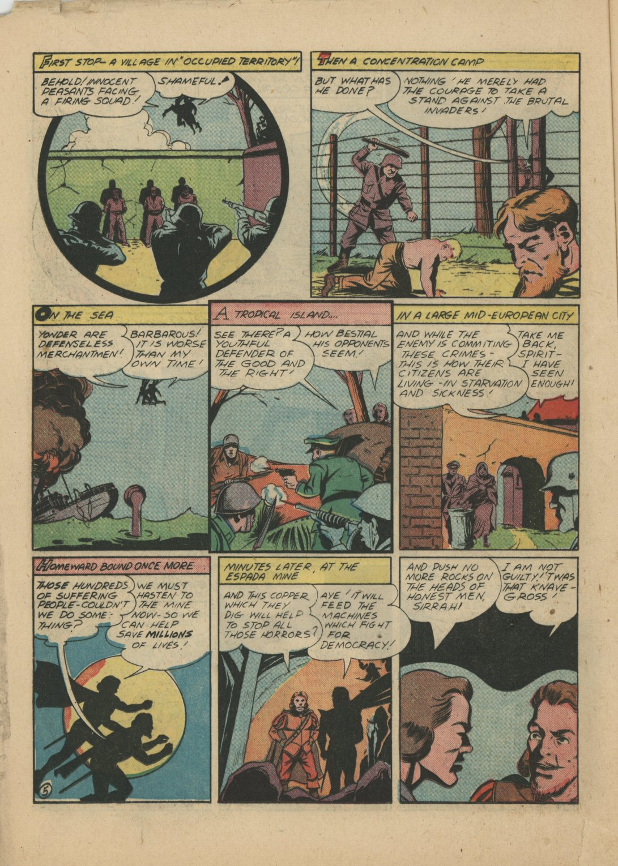 Read online Sensation (Mystery) Comics comic -  Issue #21 - 27