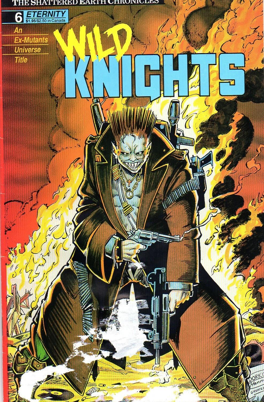Wild Knights issue 6 - Page 1