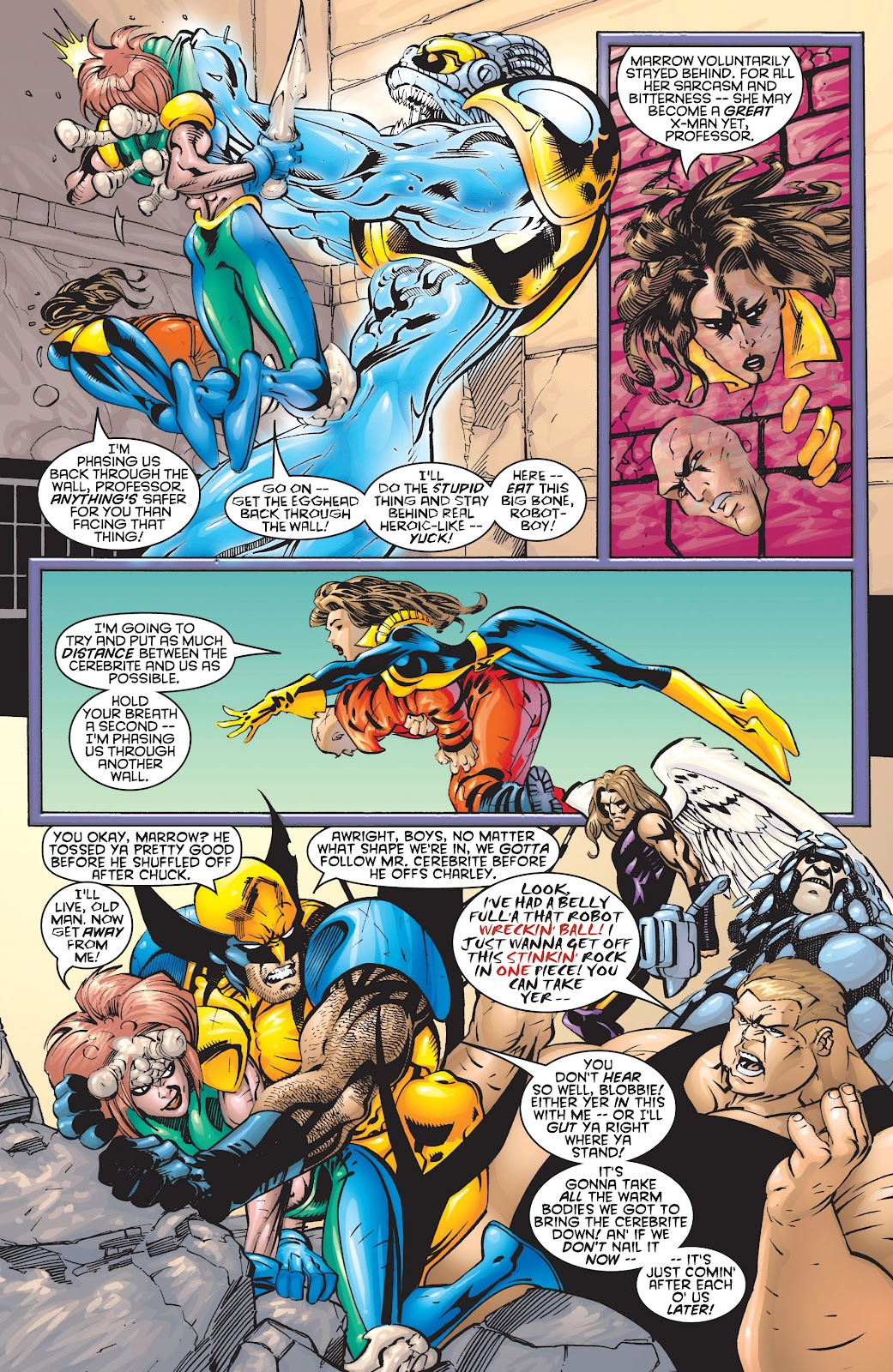 Uncanny X-Men (1963) issue 364 - Page 18