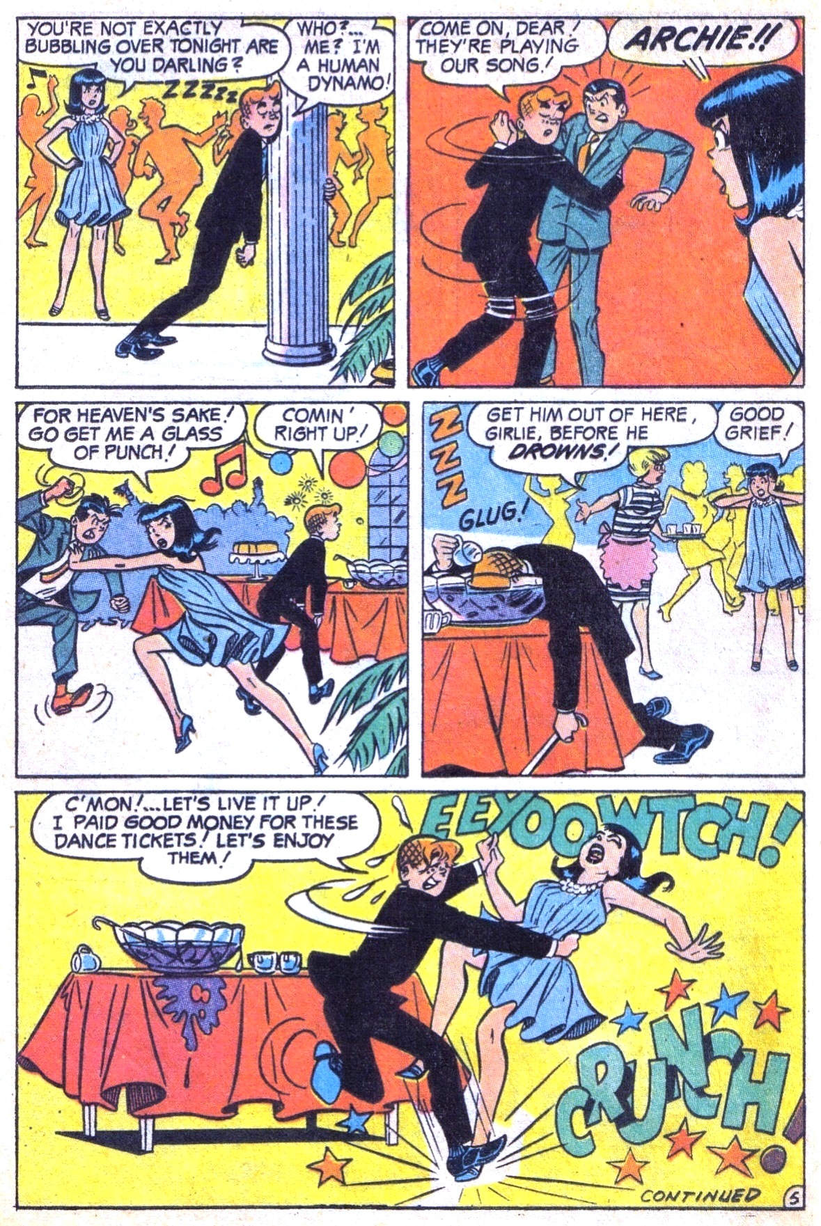 Read online Archie (1960) comic -  Issue #185 - 24