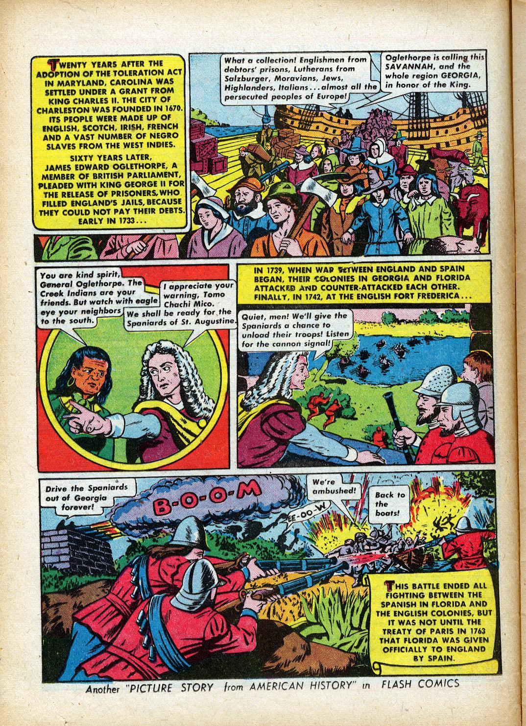 Read online Sensation (Mystery) Comics comic -  Issue #40 - 18