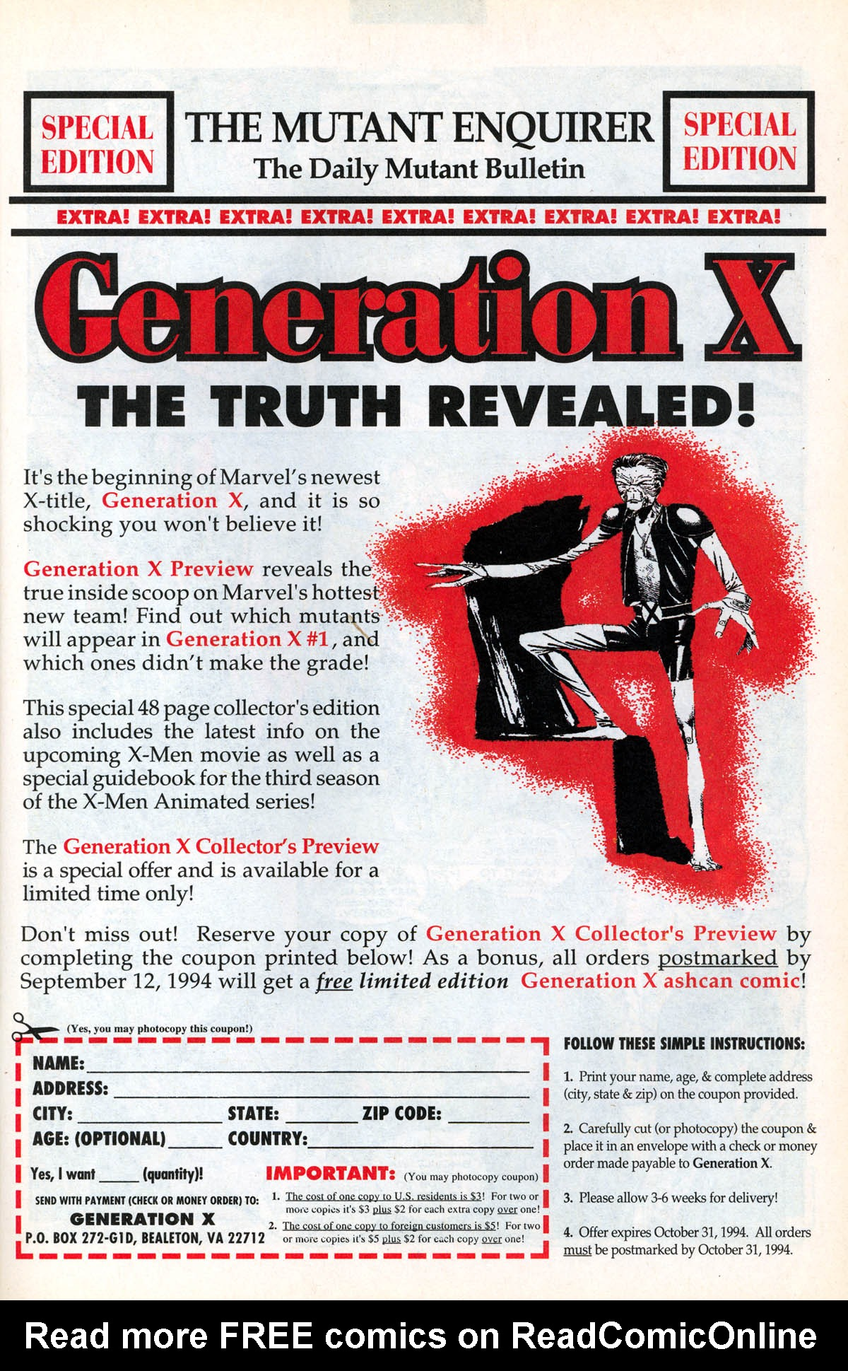 Read online X-Factor (1986) comic -  Issue #106 - 8