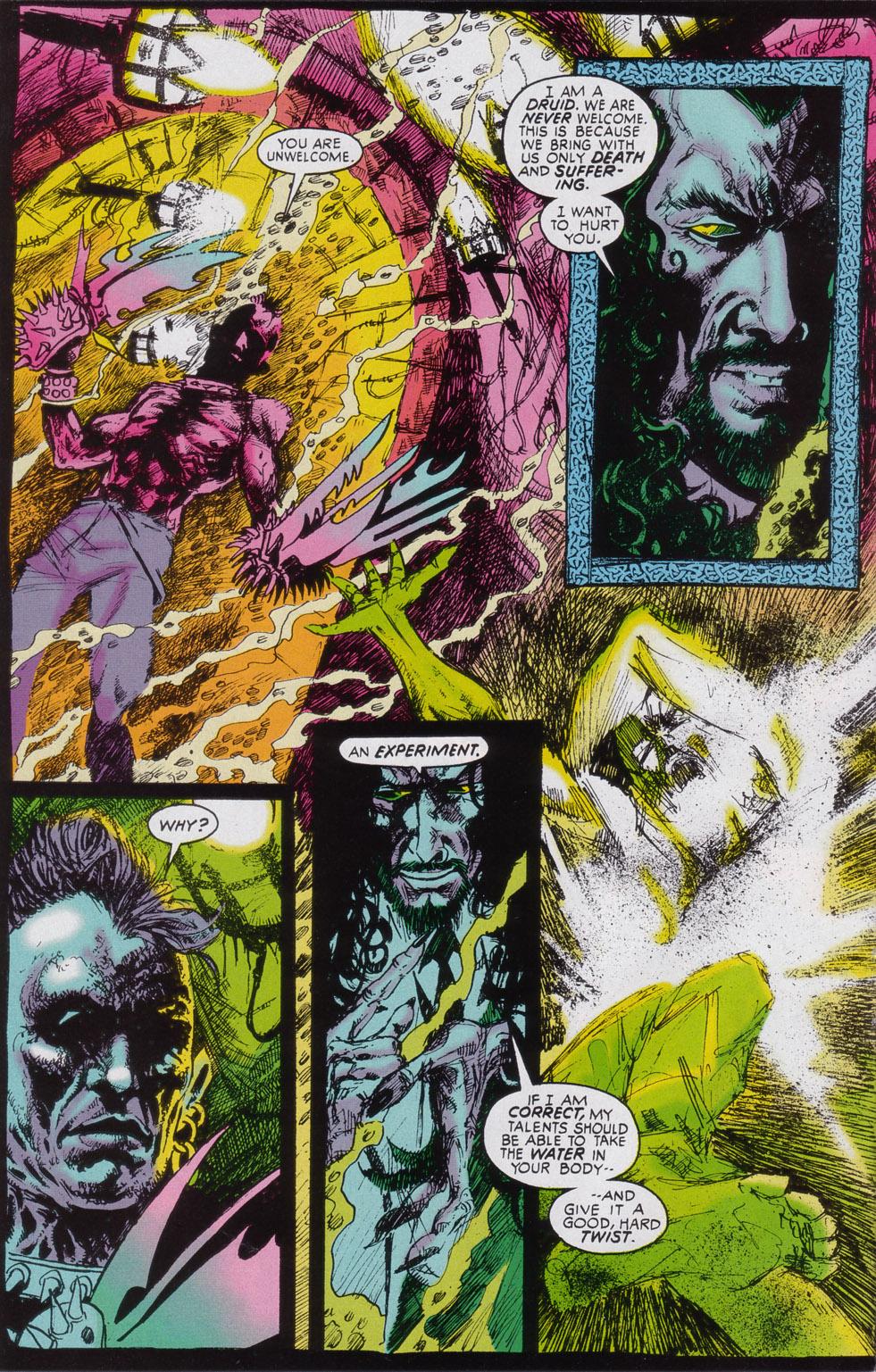 Read online Druid comic -  Issue #3 - 11