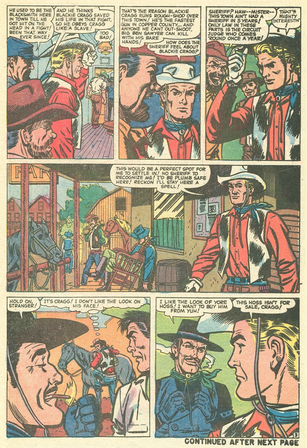 Kid Colt Outlaw issue 151 - Page 5