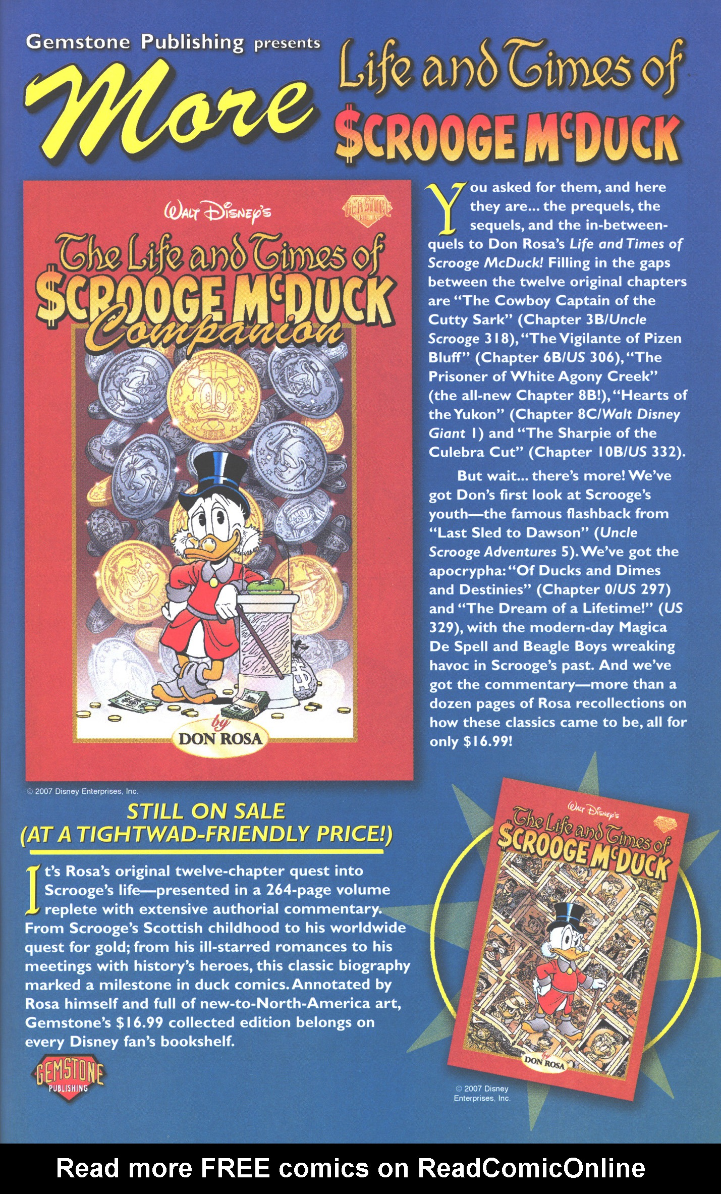 Read online Uncle Scrooge (1953) comic -  Issue #362 - 51