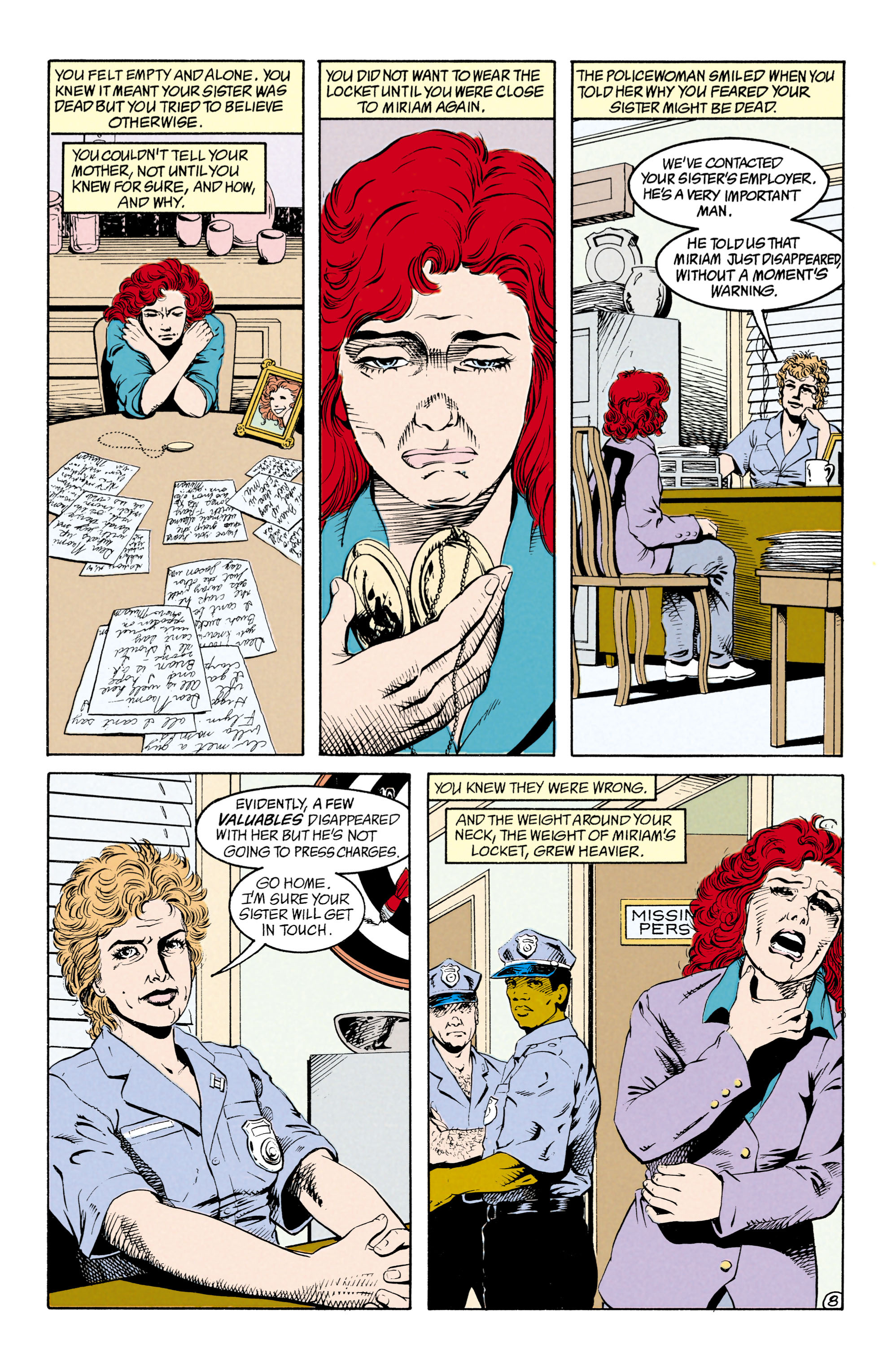 Read online Shade, the Changing Man comic -  Issue #29 - 9