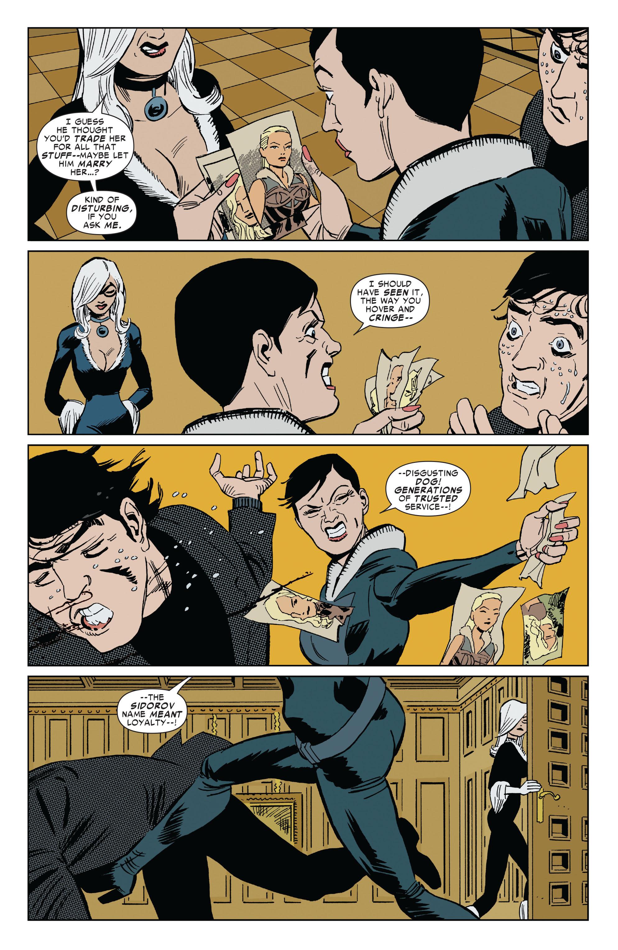 Read online Amazing Spider-Man Presents: Black Cat comic -  Issue #4 - 10