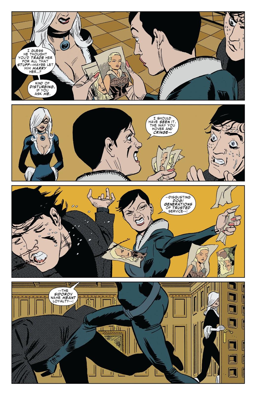 Amazing Spider-Man Presents: Black Cat Issue #4 #4 - English 10