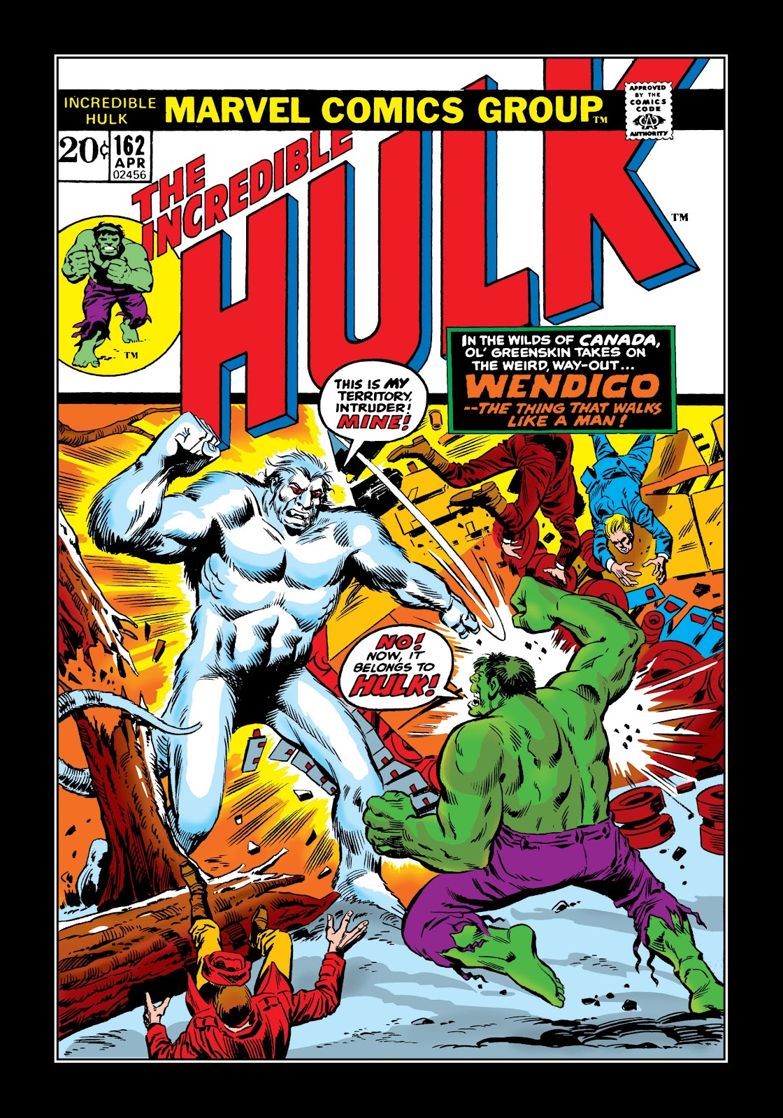 Read online Marvel Masterworks: The Incredible Hulk comic -  Issue # TPB 9 (Part 2) - 14