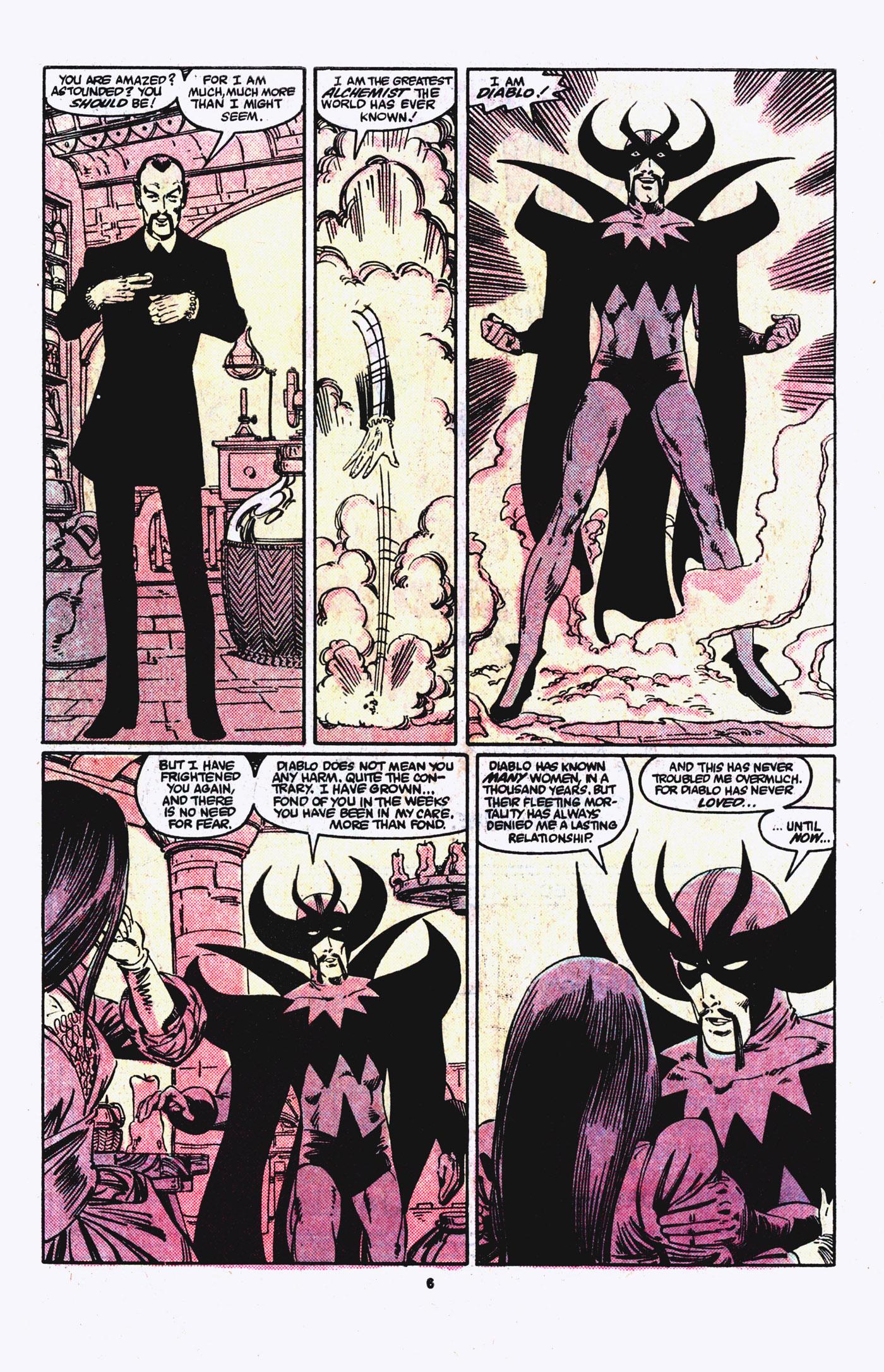 Read online Alpha Flight (1983) comic -  Issue #21 - 7