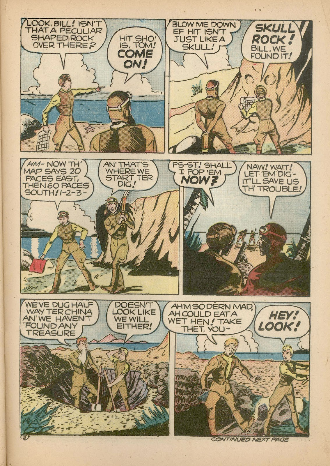 Read online Famous Funnies comic -  Issue #98 - 42