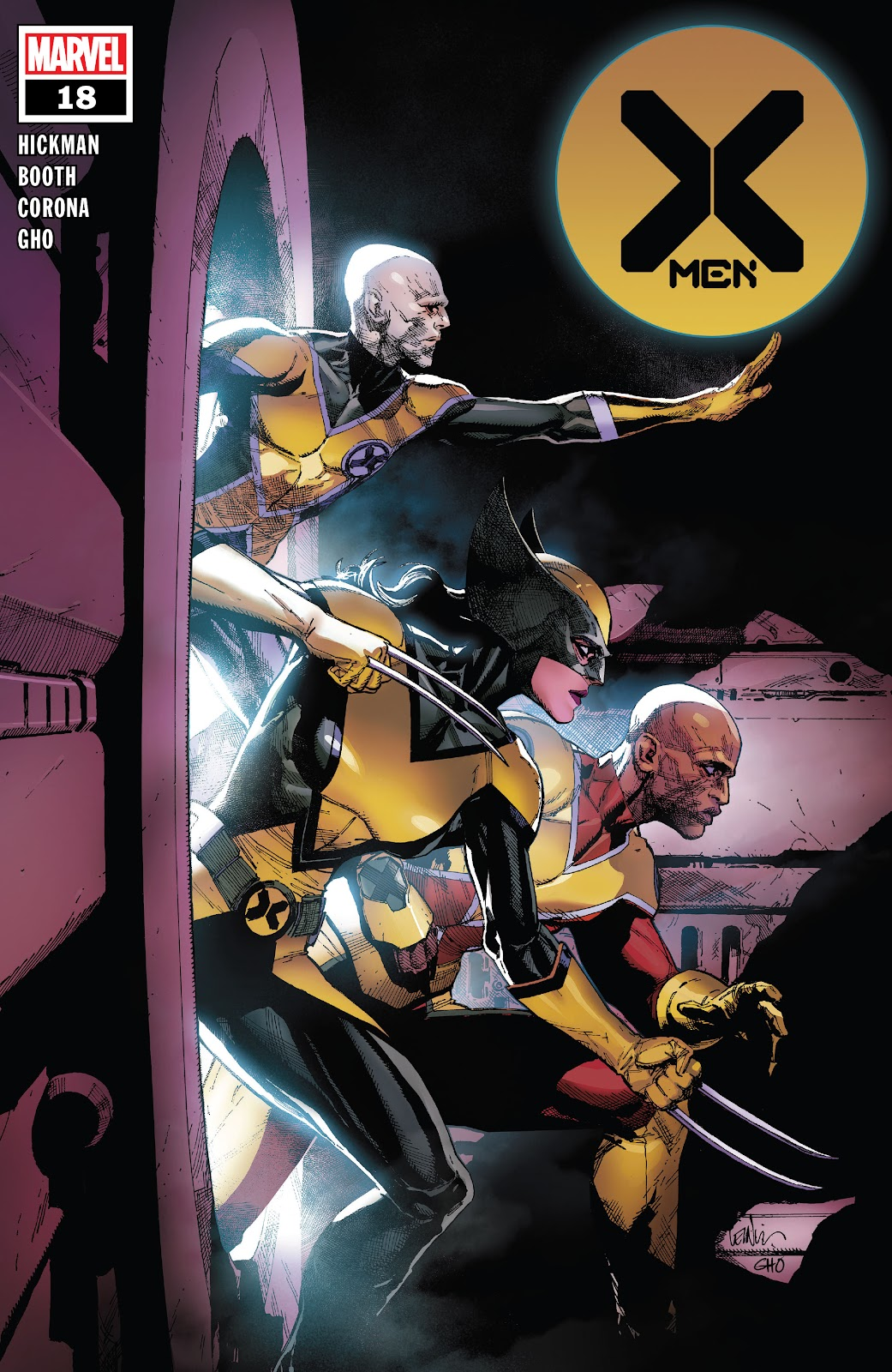X-Men (2019) issue 18 - Page 1