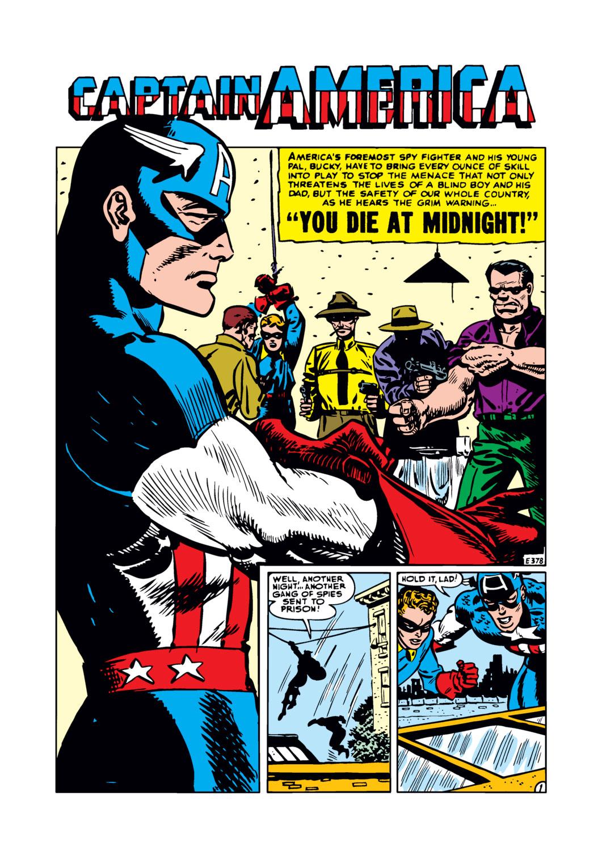 Captain America Comics 77 Page 1
