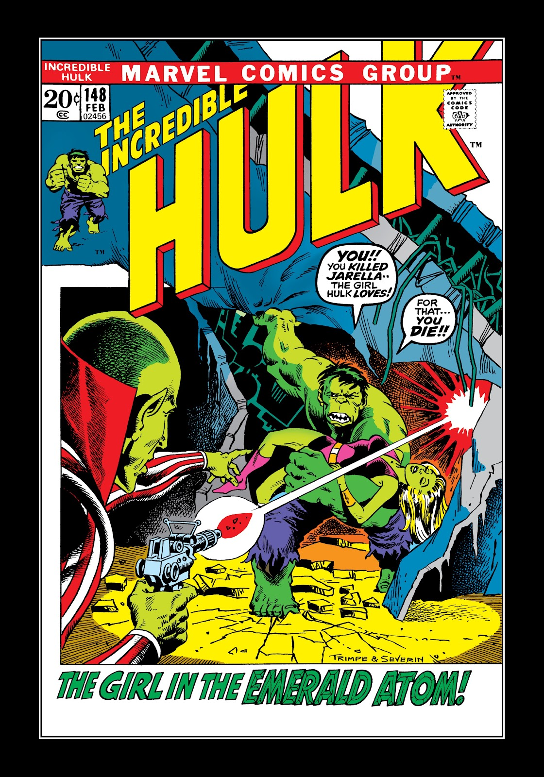 Read online Marvel Masterworks: The Incredible Hulk comic -  Issue # TPB 8 (Part 1) - 85