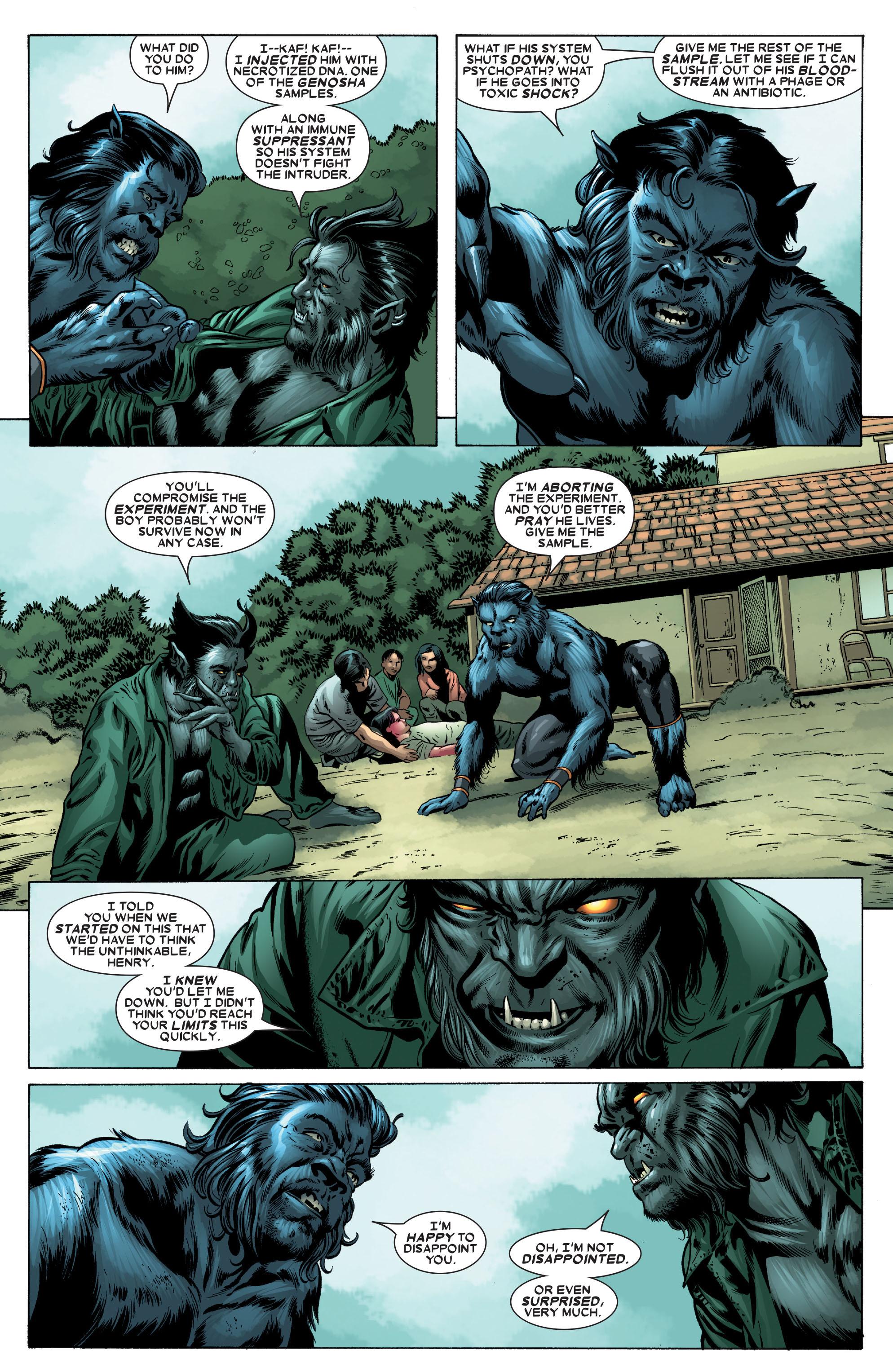 X-Men (1991) 203 Page 27