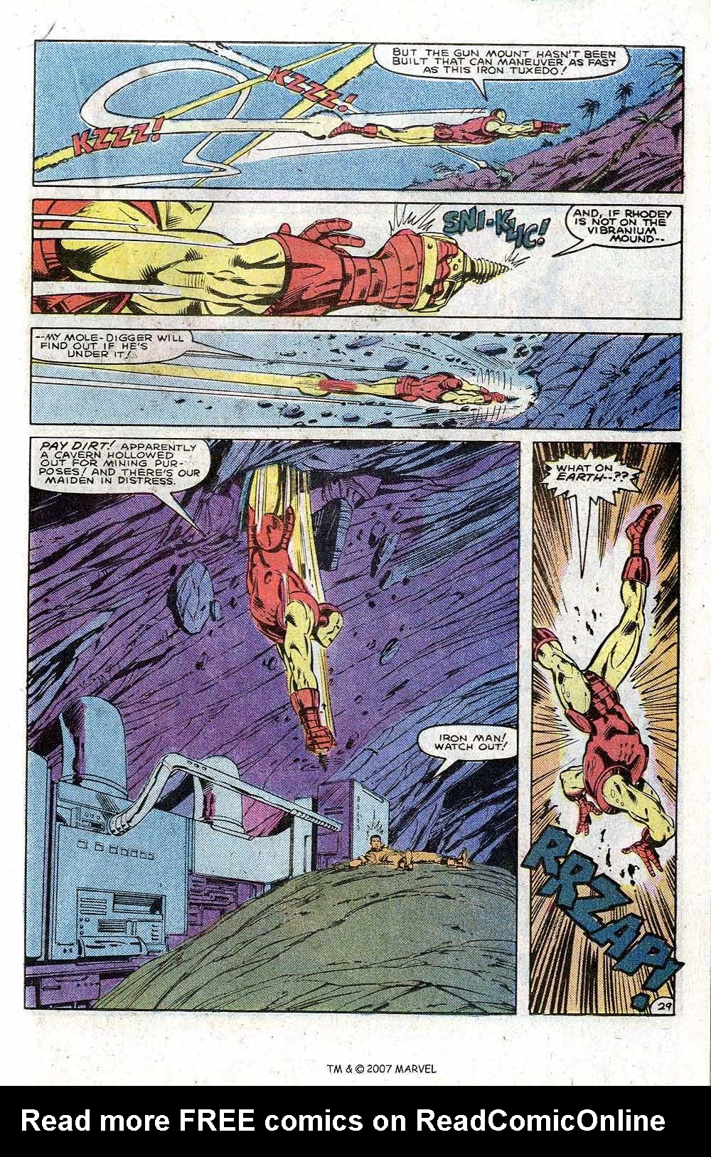 Iron Man Annual 5 Page 35