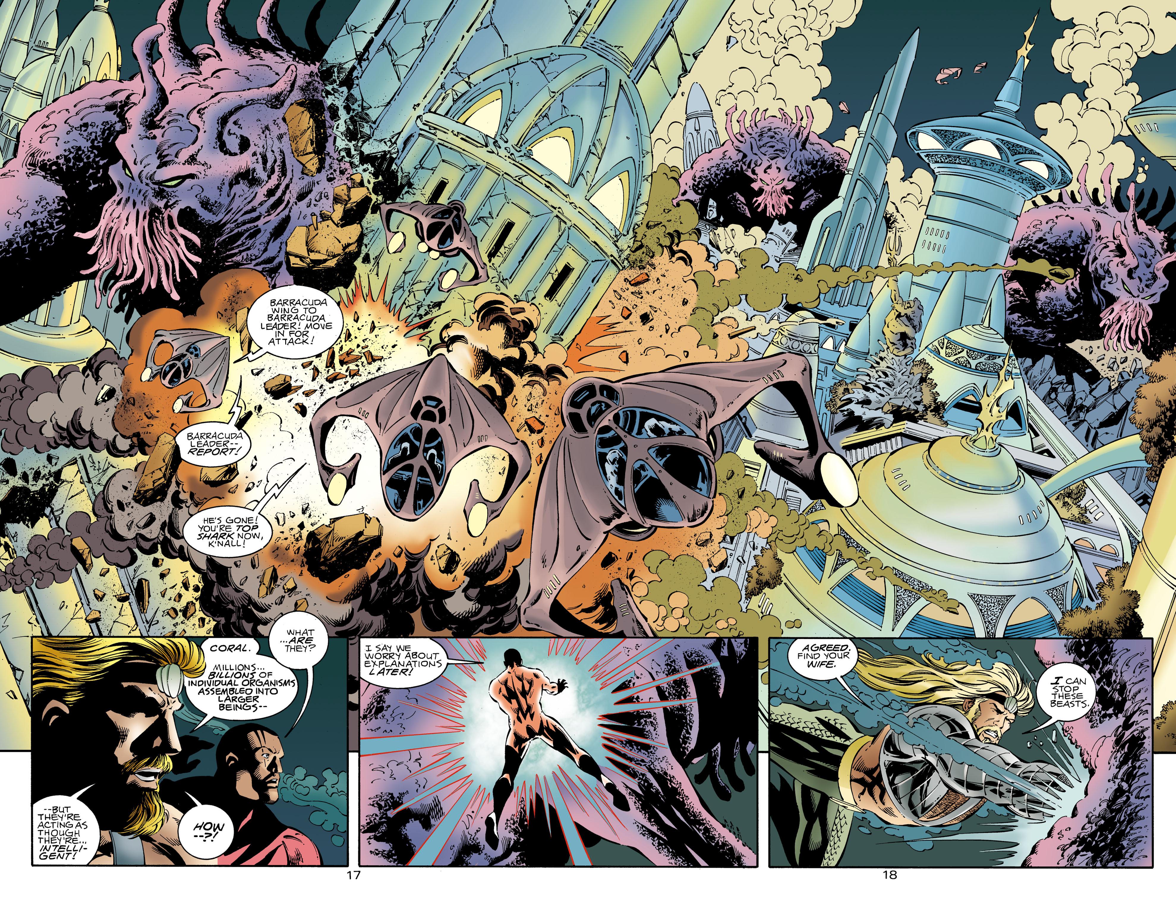 Read online Aquaman (1994) comic -  Issue #63 - 18