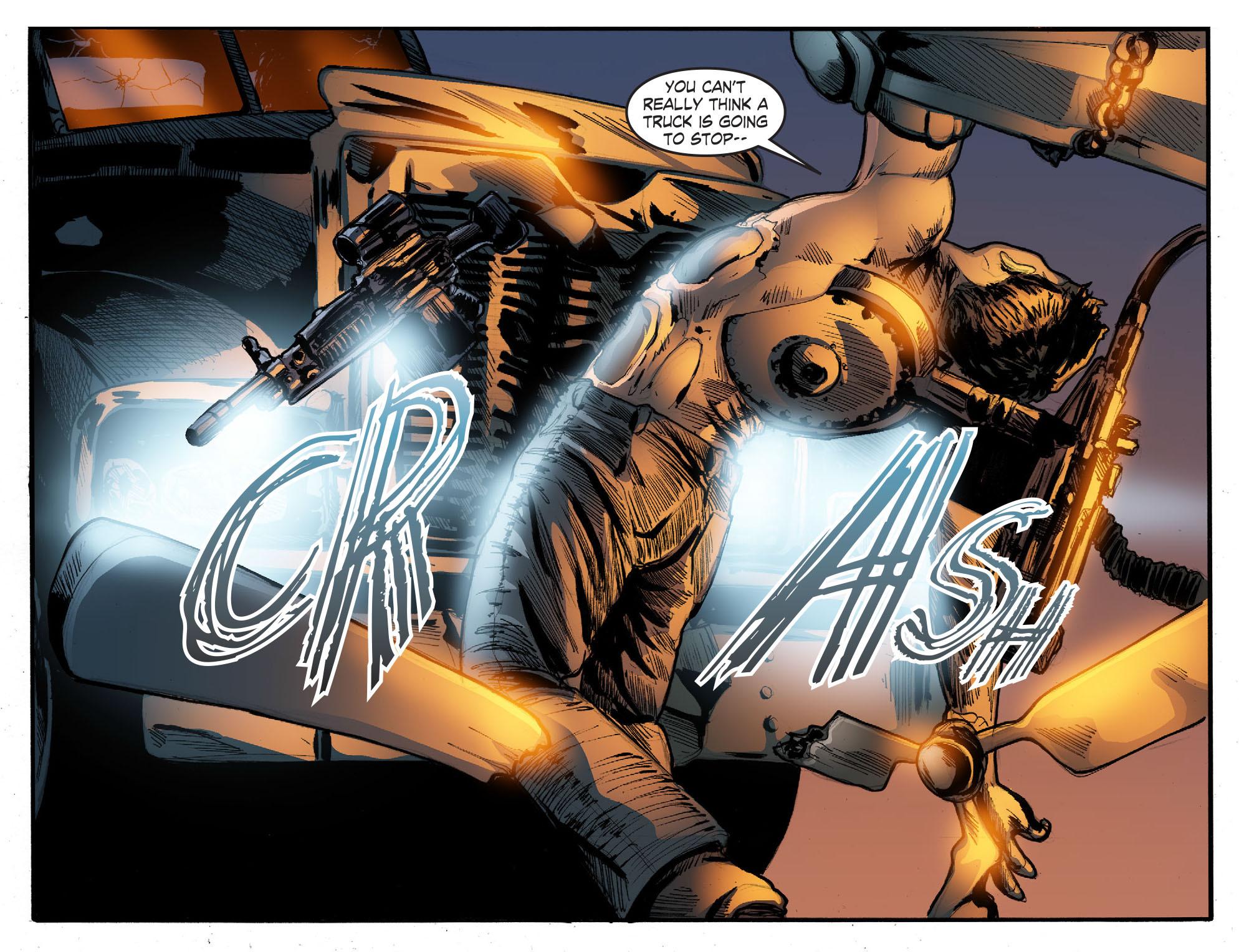 Read online Smallville: Season 11 comic -  Issue #50 - 14