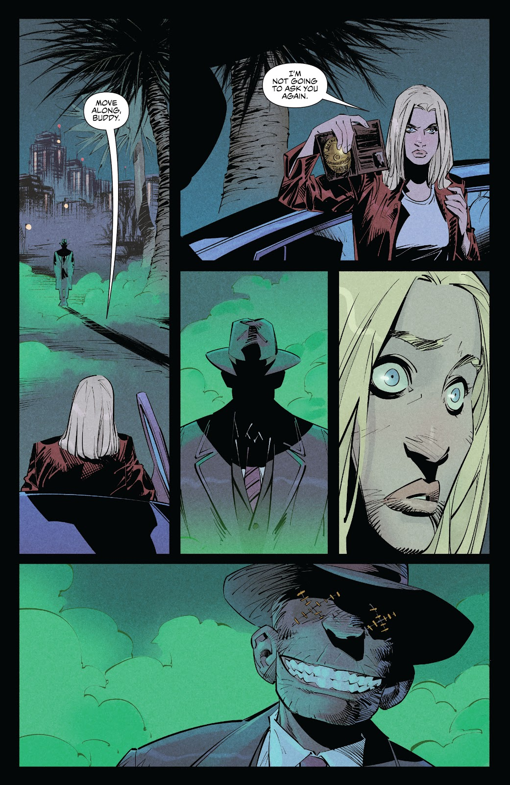 Read online Angel   Spike comic -  Issue #9 - 4