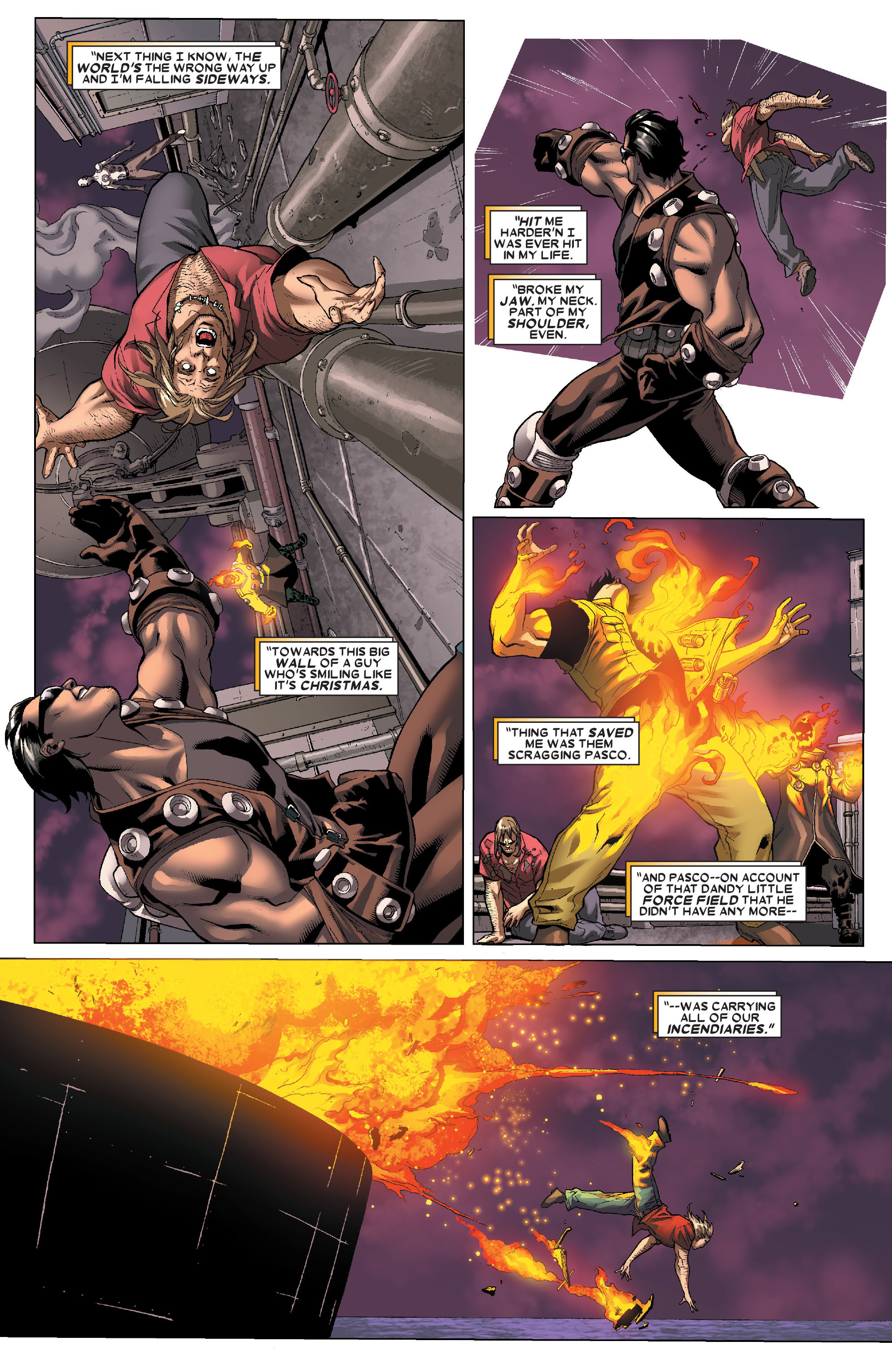 X-Men (1991) 191 Page 13