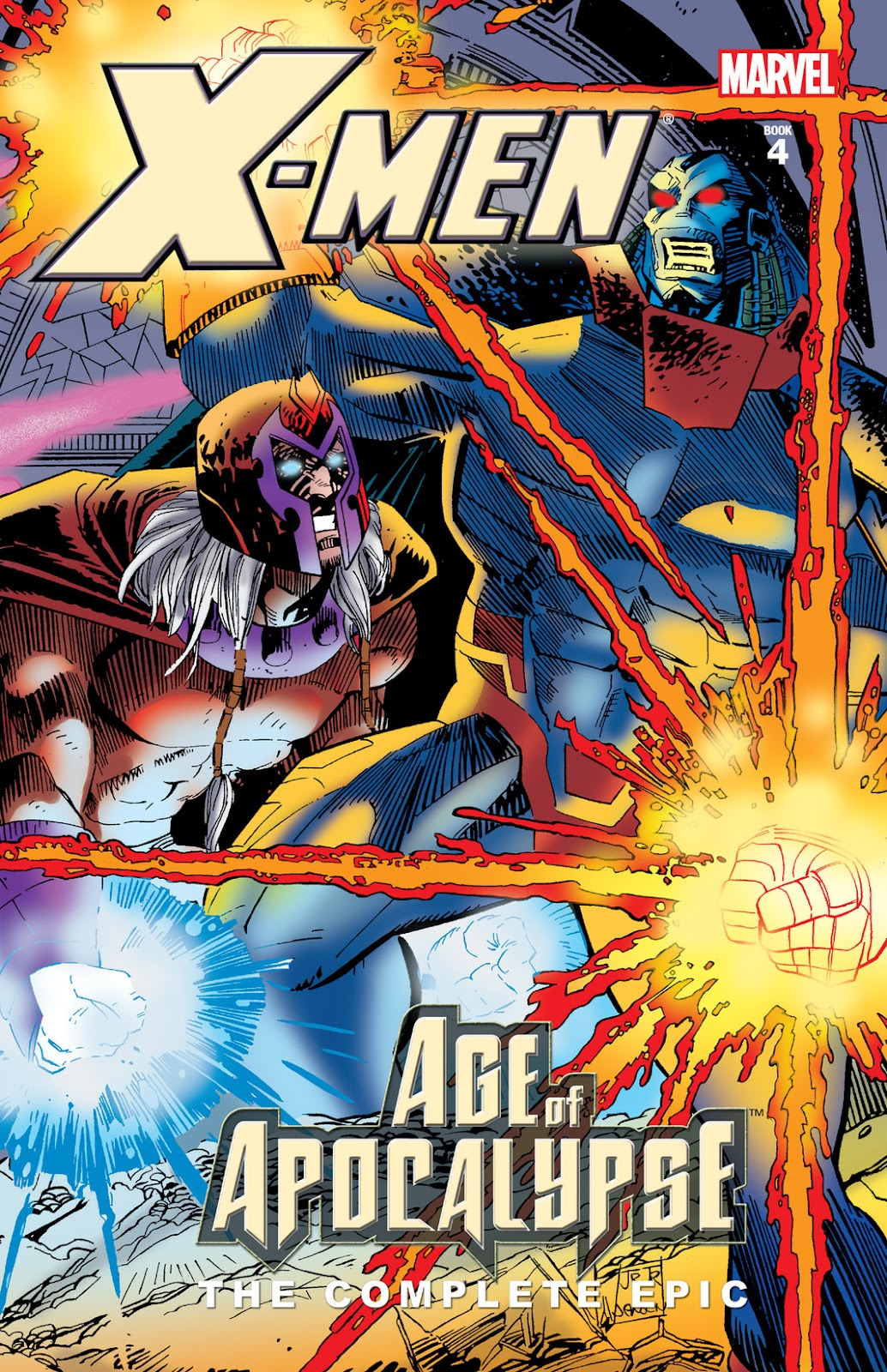 X-Men: The Complete Age of Apocalypse Epic issue TPB_4 - Page 1