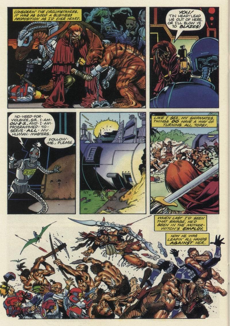 Read online Turok, Dinosaur Hunter (1993) comic -  Issue #13 - 17
