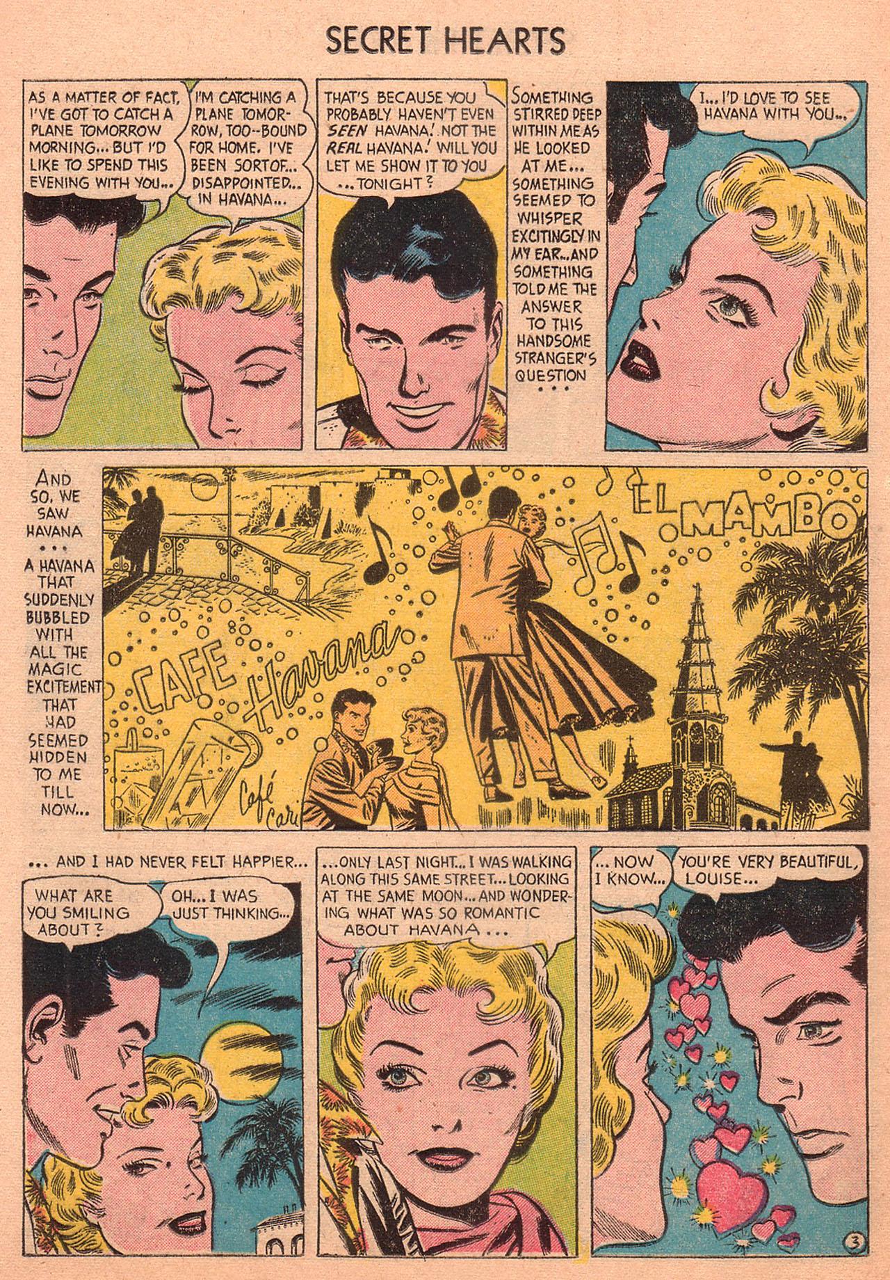 Read online Secret Hearts comic -  Issue #27 - 12