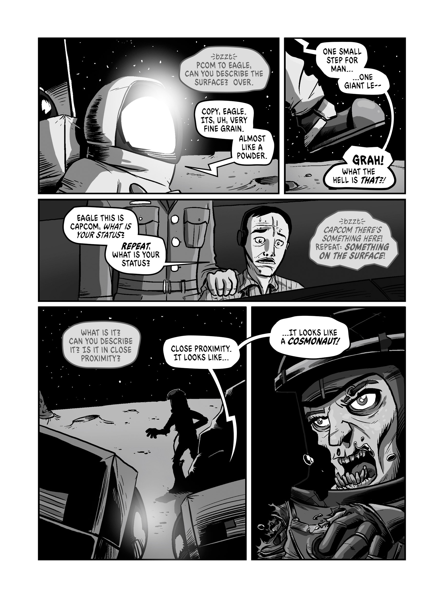 Read online FUBAR comic -  Issue #3 - 334