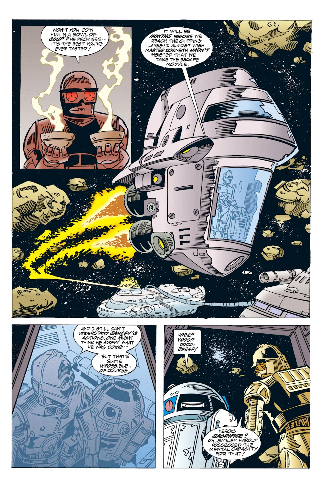 Read online Star Wars Legends Epic Collection: The Empire comic -  Issue # TPB 5 (Part 4) - 87