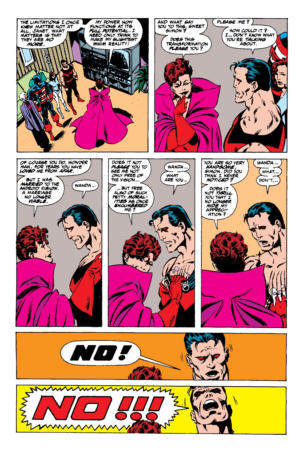 Avengers West Coast (1989) issue 56 - Page 5