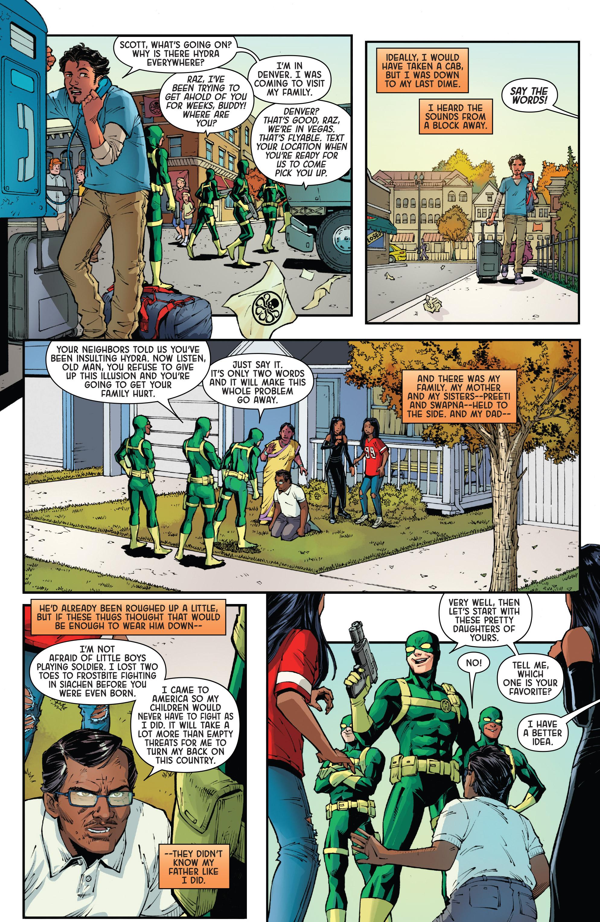 Read online Secret Empire: Brave New World comic -  Issue #1 - 15