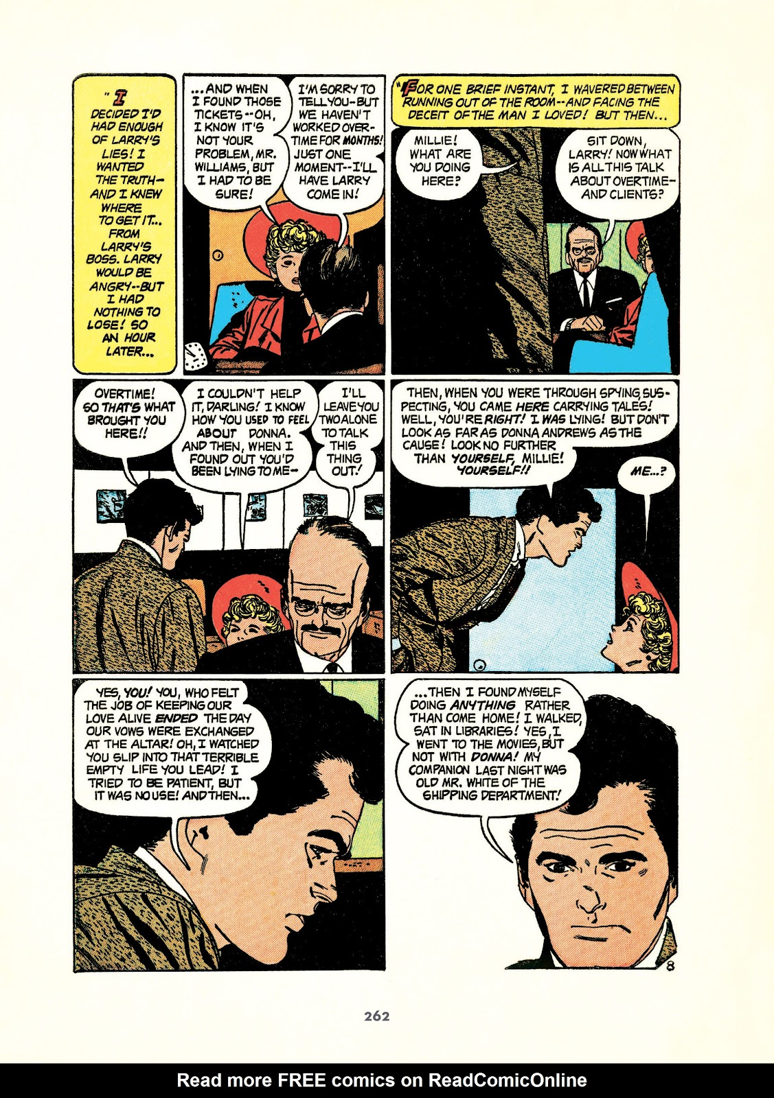 Read online Setting the Standard: Comics by Alex Toth 1952-1954 comic -  Issue # TPB (Part 3) - 63