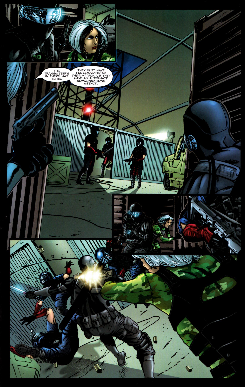 Read online G.I. Joe: Snake Eyes comic -  Issue #9 - 20